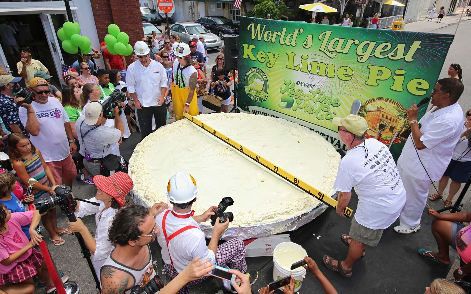 Key Lime Festival, Key West, Florida