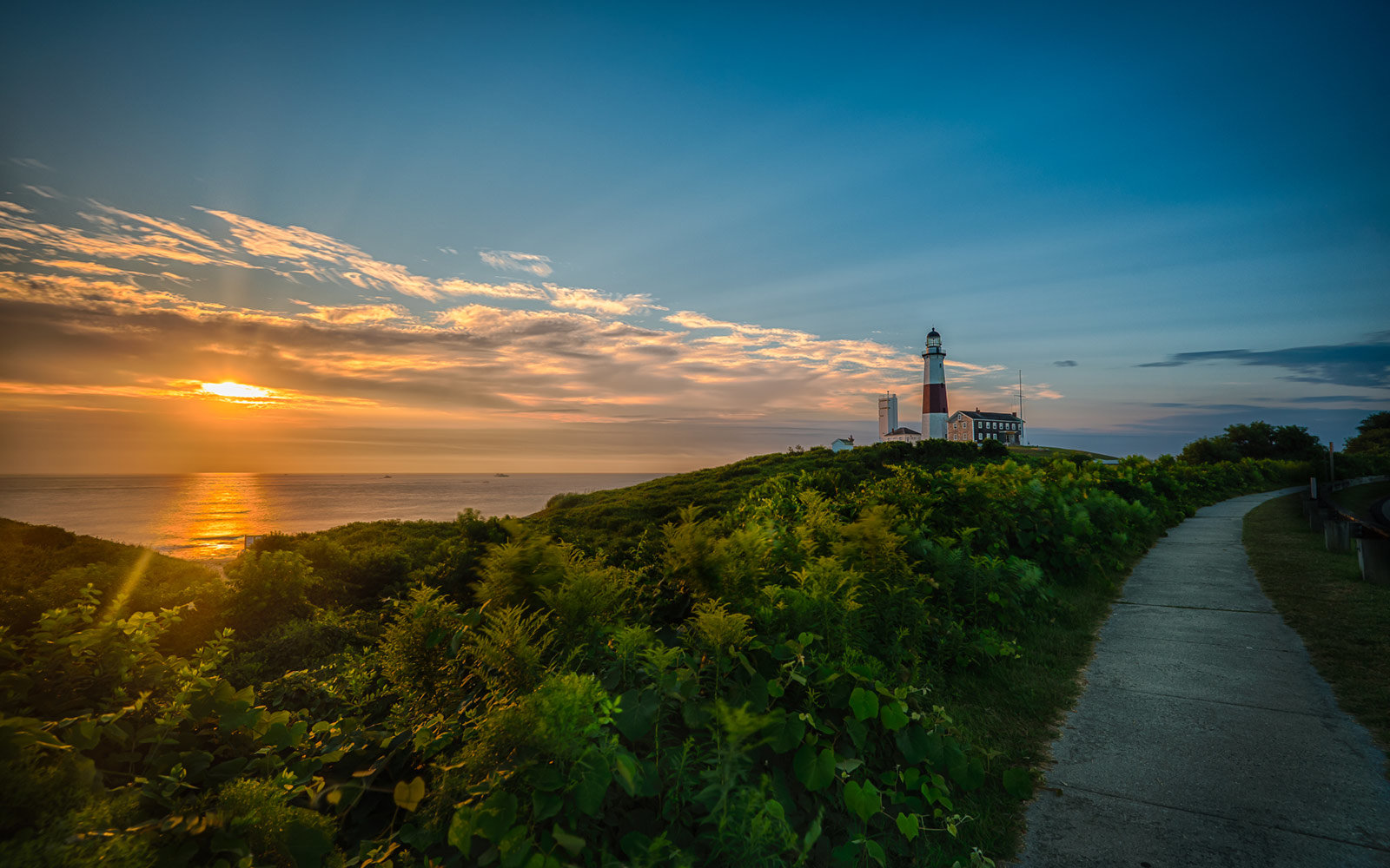 Lighthouse, Montauk, New York