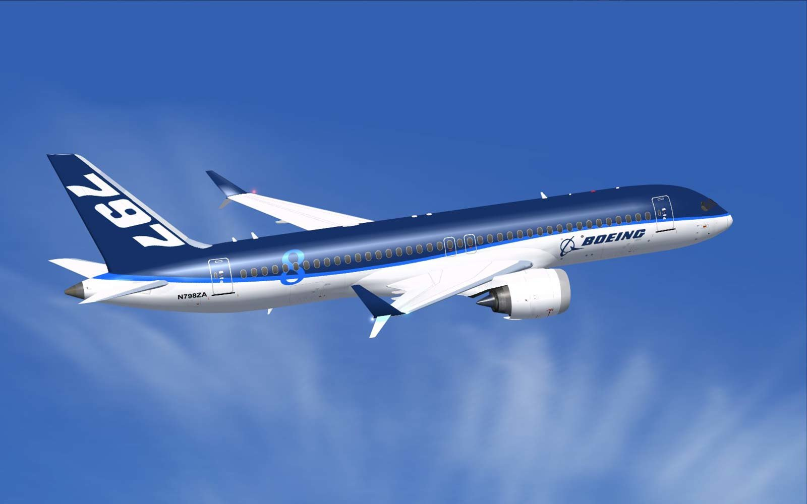 the result of boeing 777 project