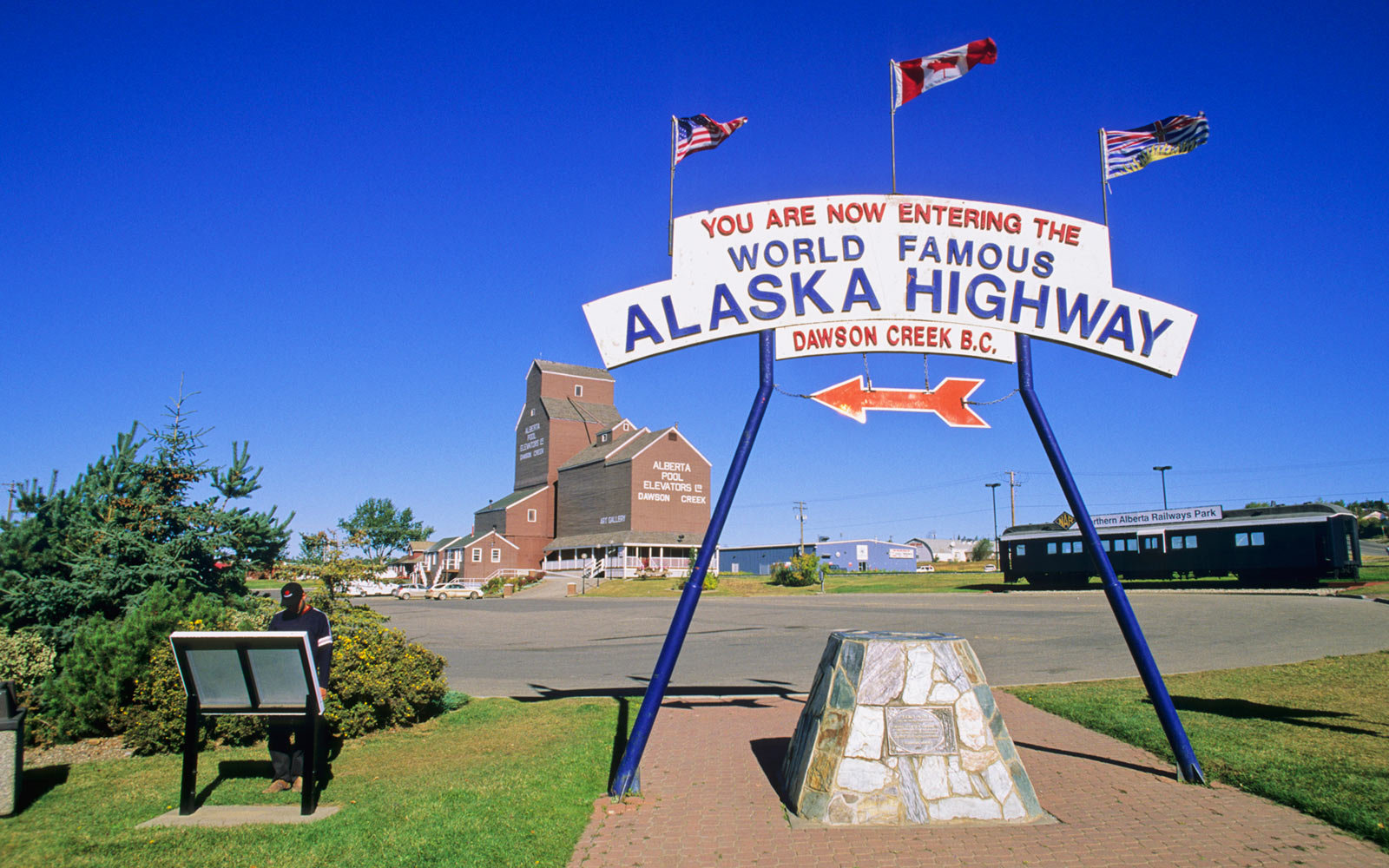Dawson Creek British Columbia Canada