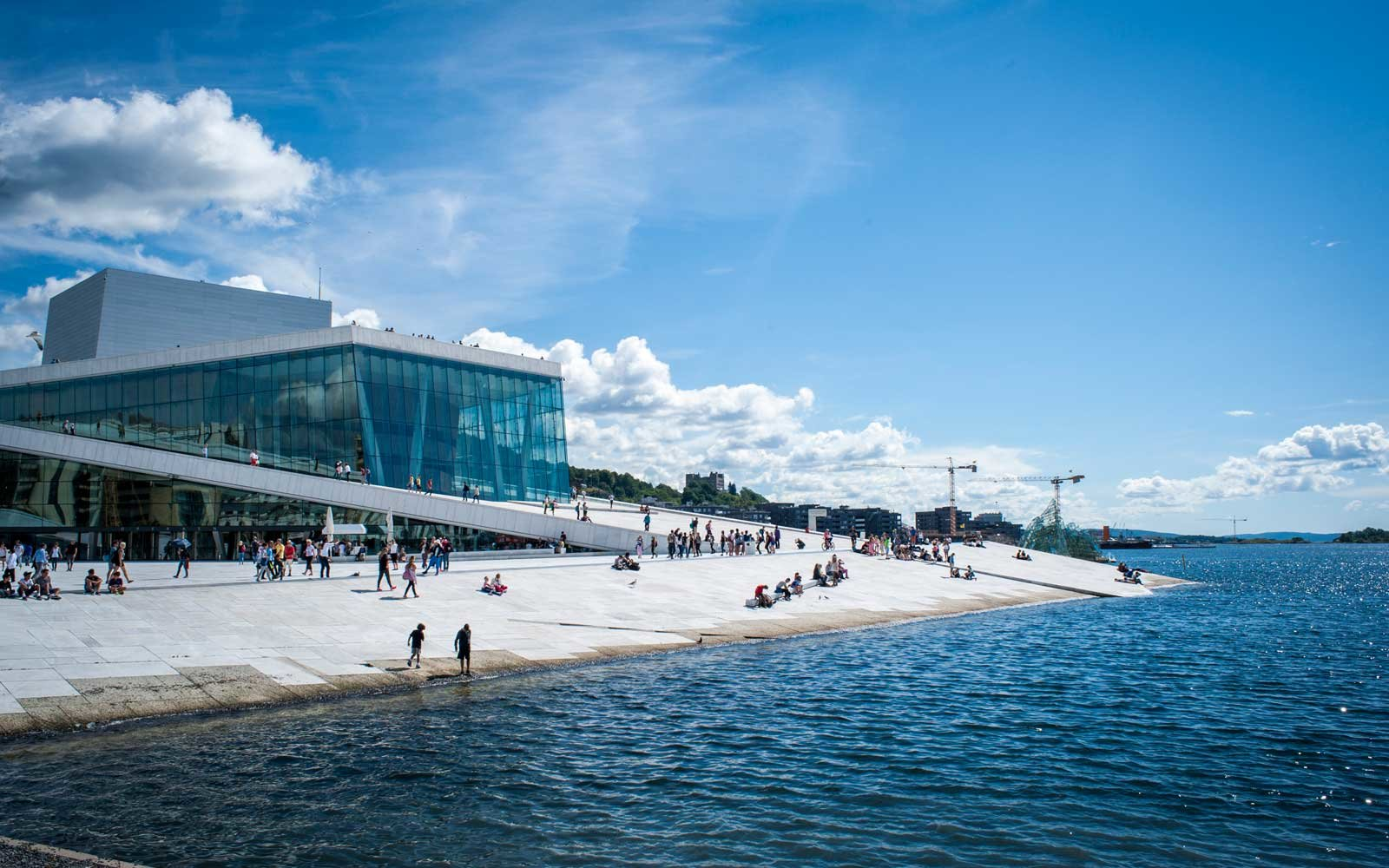 Things To See And Do On Oslo S Waterfront Travel Leisure