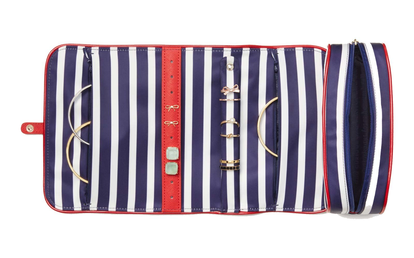 jewelry travel case kate spade new york jewelry roll - Jewelry Roll