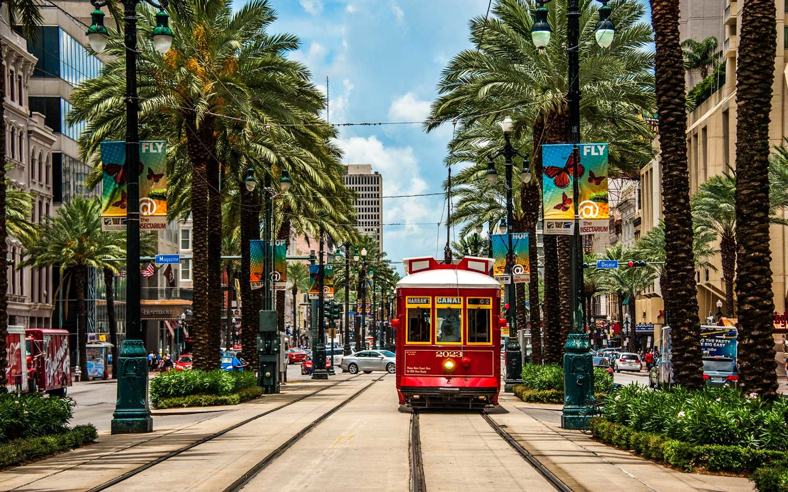"""A Streetcar Named Desire"" — New Orleans"