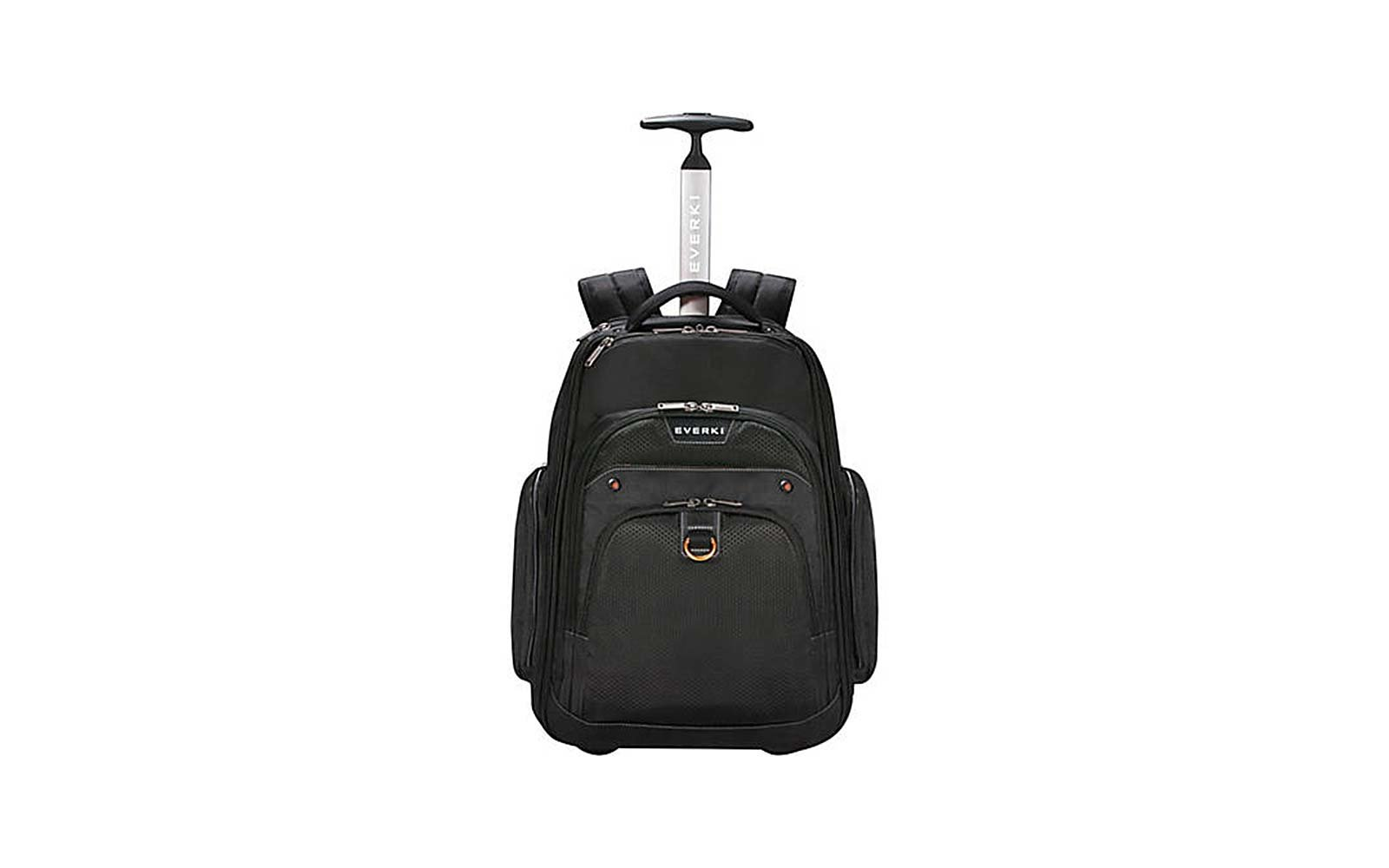 Laptop stylish bag on wheels forecast to wear for winter in 2019