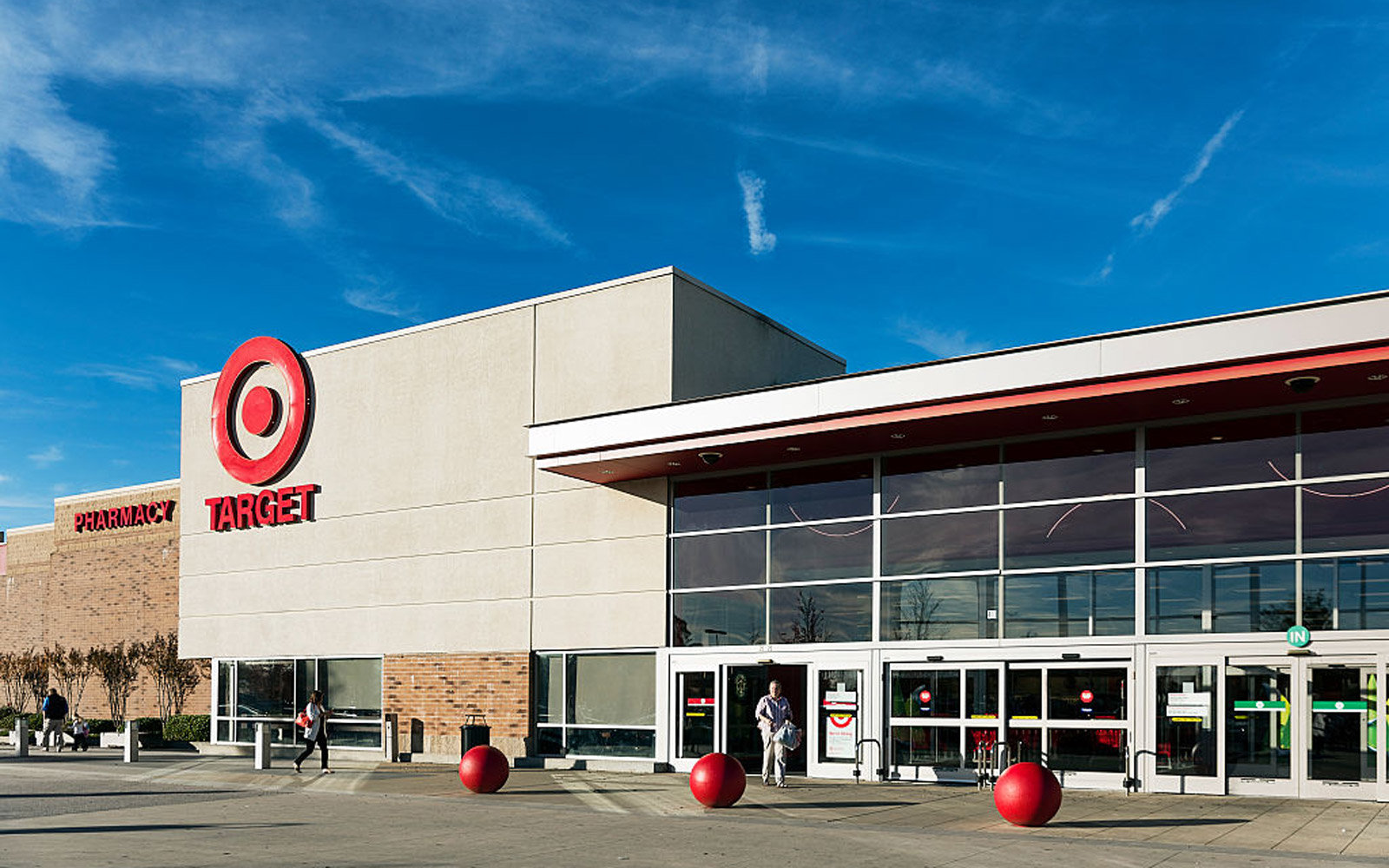 BETHLEHEM, GEORGIA, UNITED STATES - 2015/11/13: Target Store exterior. (Photo by John Greim/LightRocket via Getty Images)