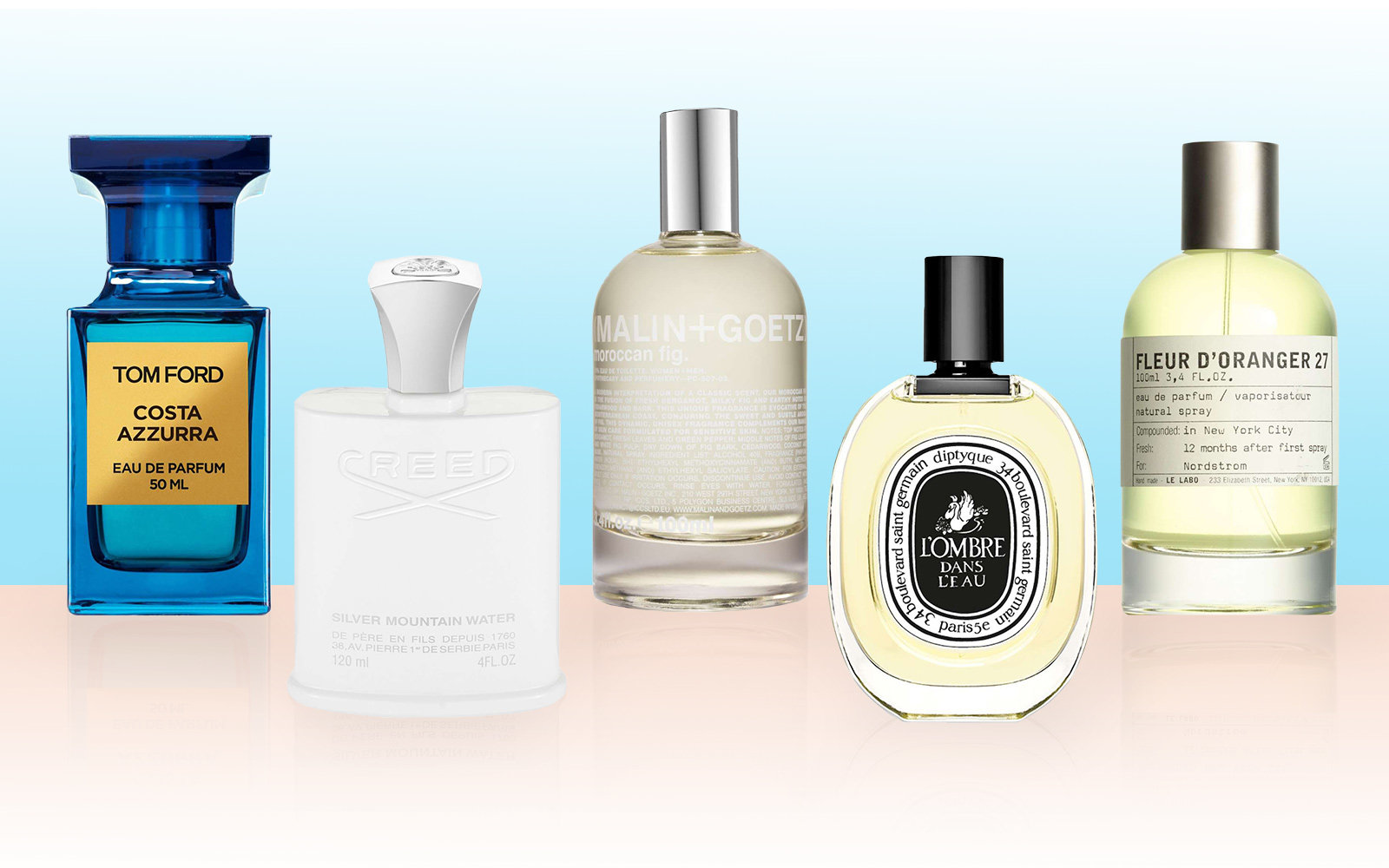 The Fragrance You Should Wear, Based on Your Favorite Vacation Destination