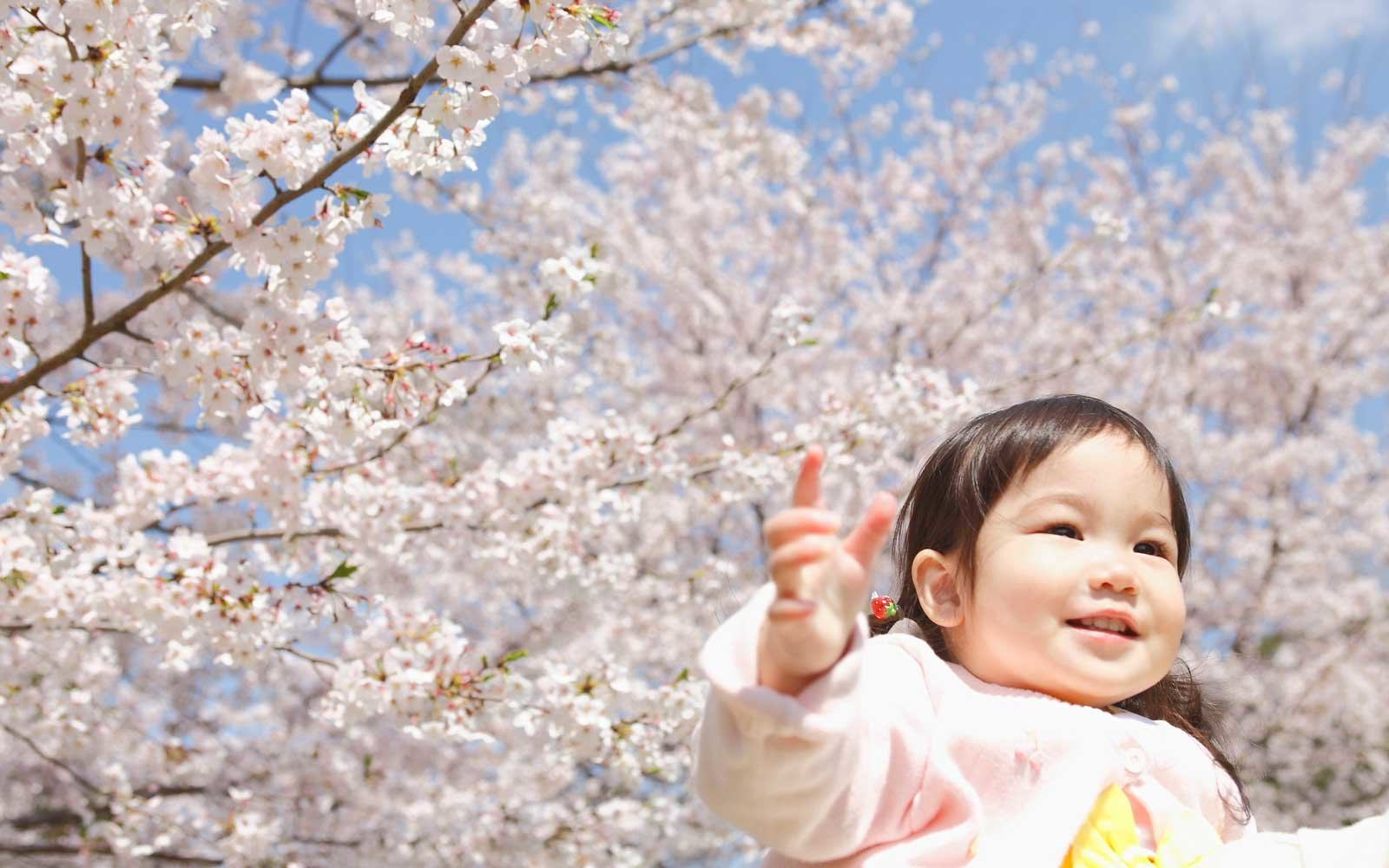 Spring Baby Names: Beautiful Japanese Names And Meanings