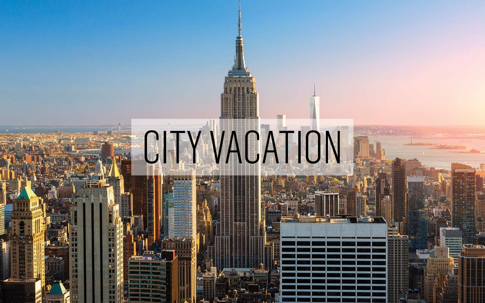 City Vacation