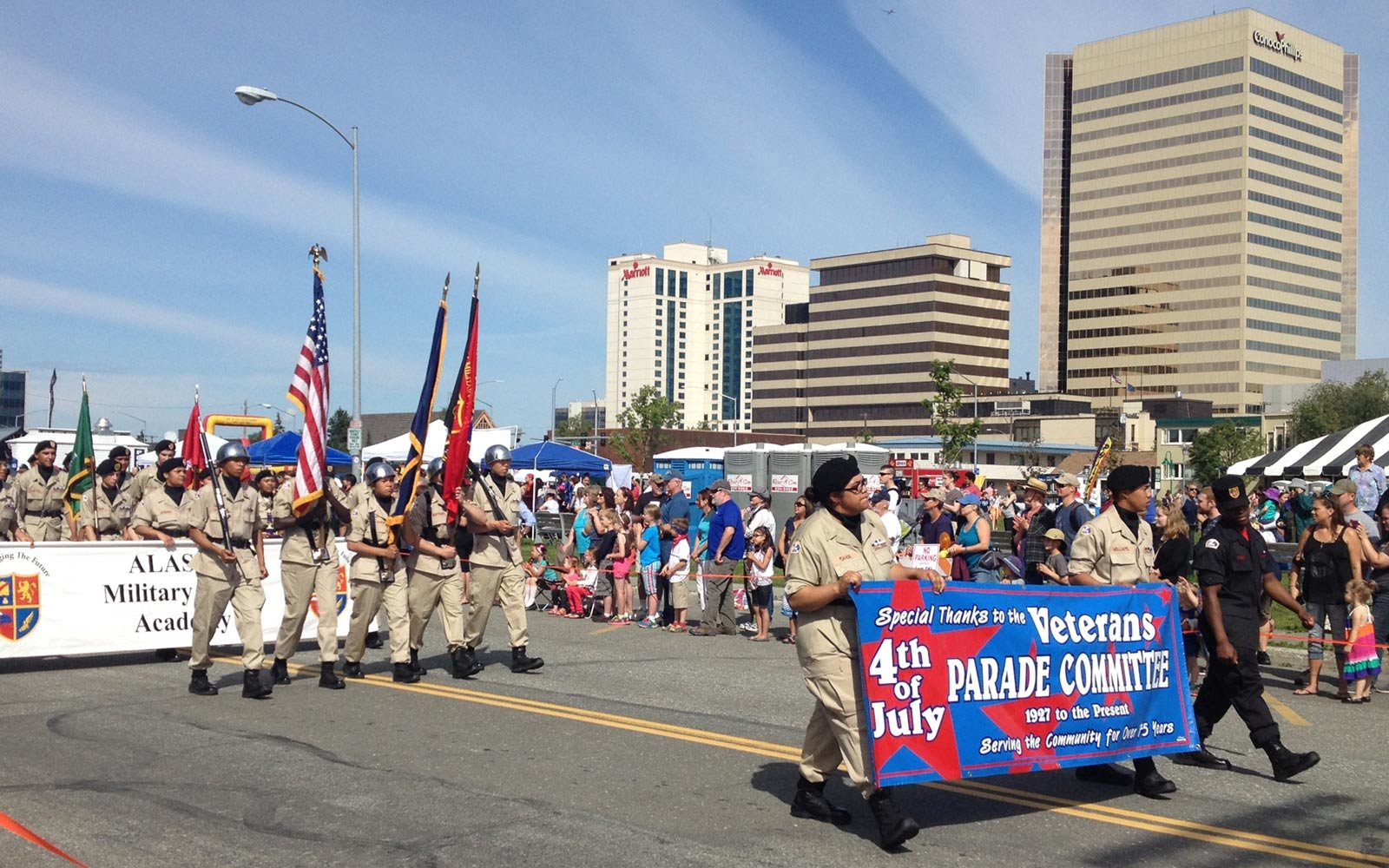 Fourth of July Parade, Anchorage, Alaska