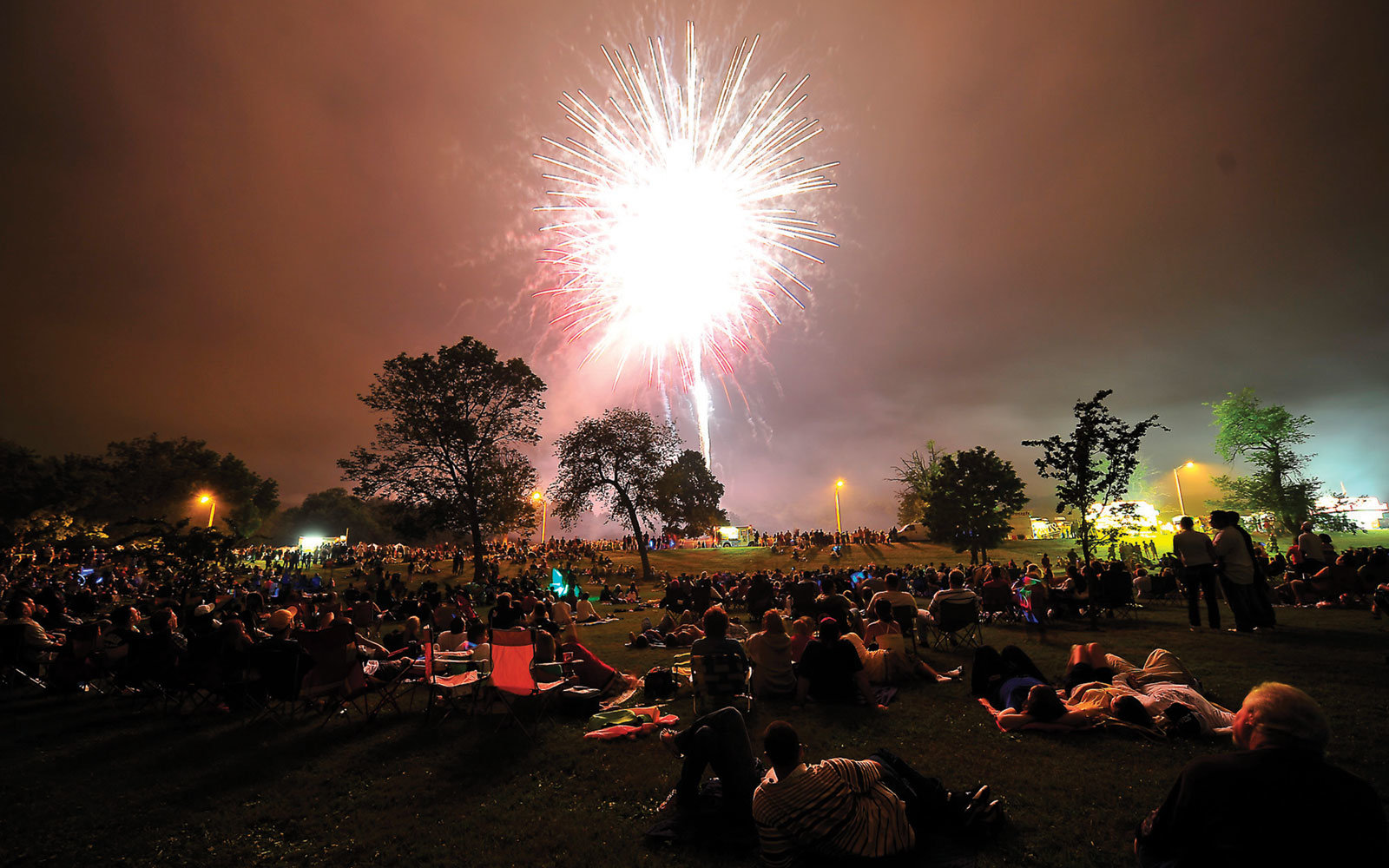 The Best Fourth Of July Fireworks In Every Us State Travel Leisure