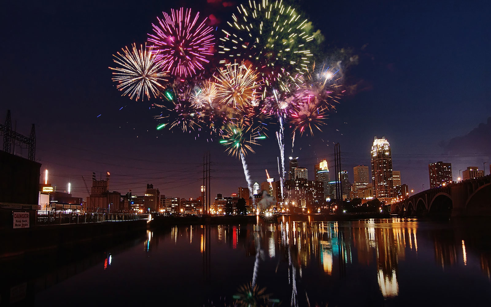 Fourth of July, Minneapolis, Minnesota