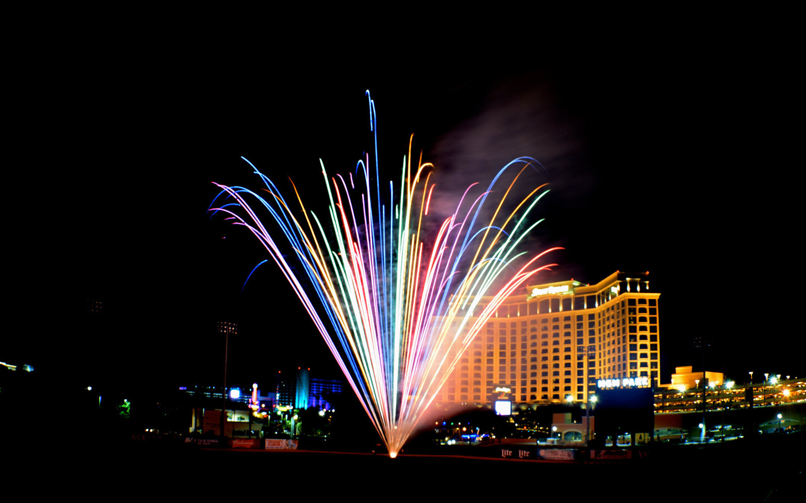 Fourth of July, Biloxi, Mississippi