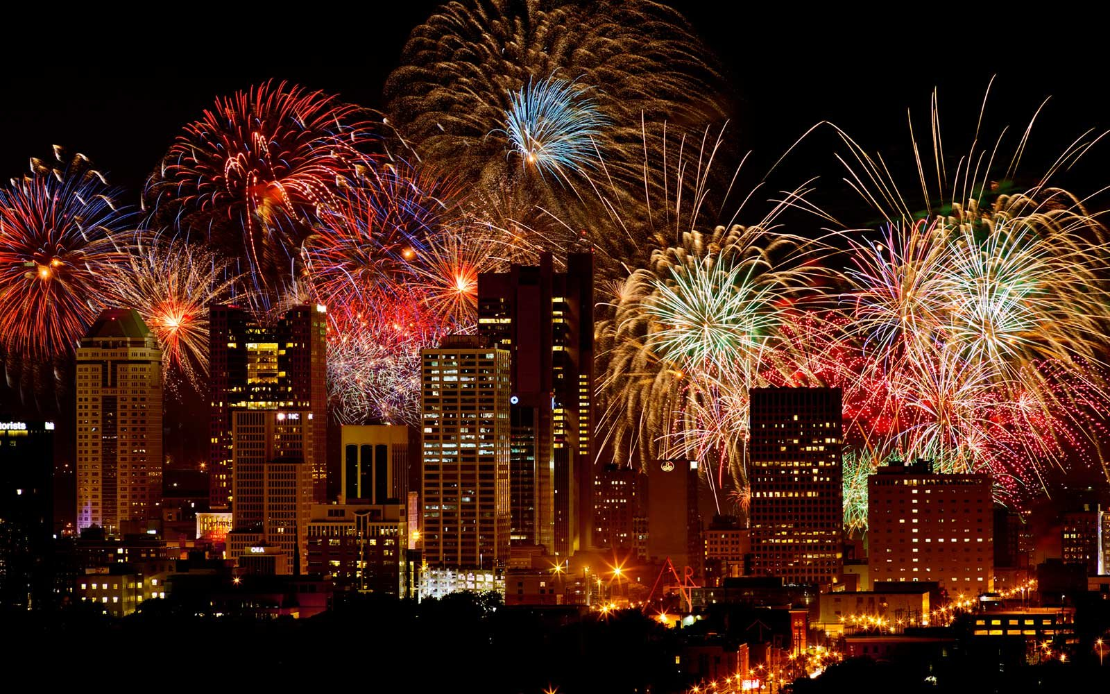 The Best Fourth of July Fireworks in Every U.S. State ... - photo#30