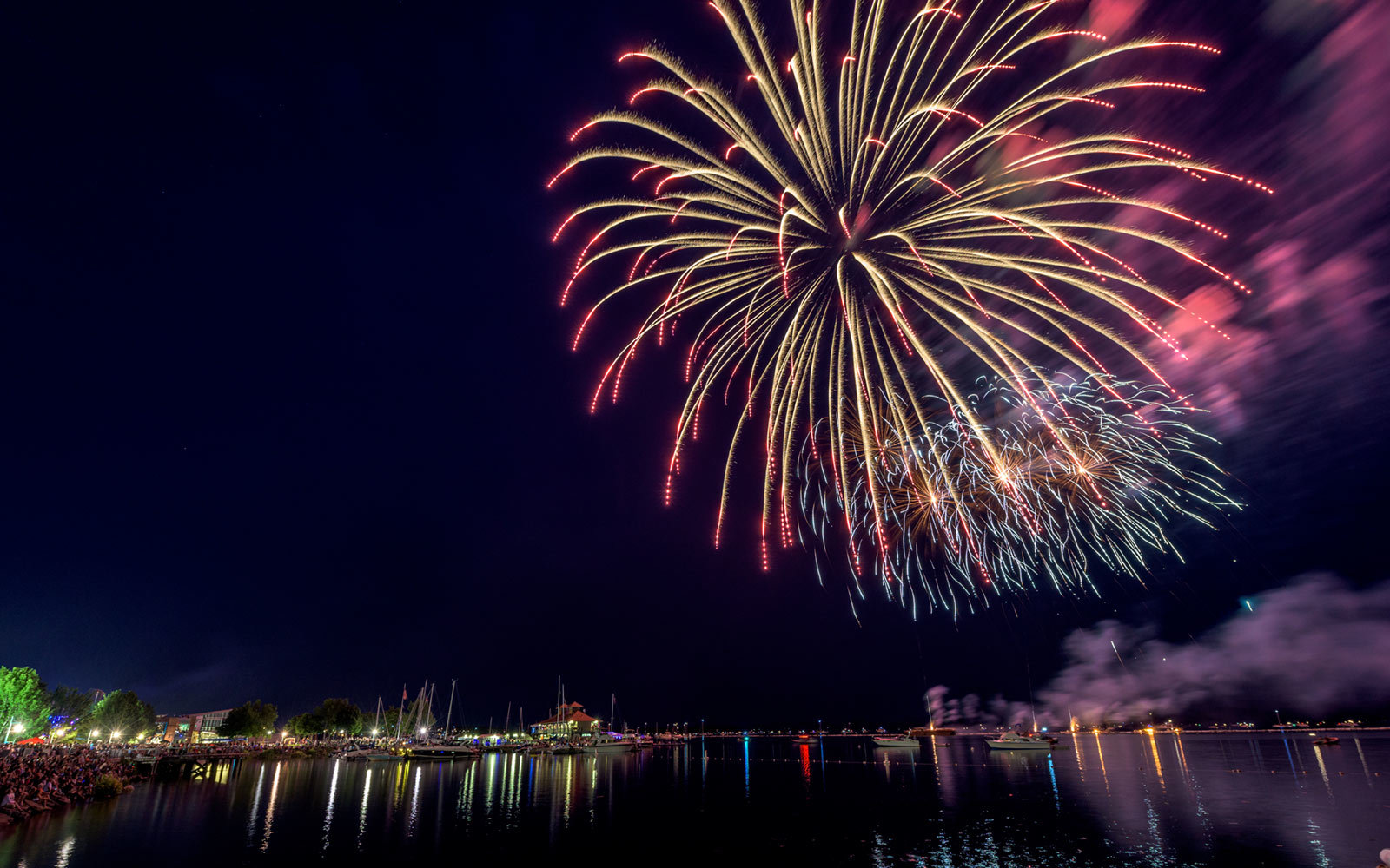 Fourth of July, Burlington, Vermont