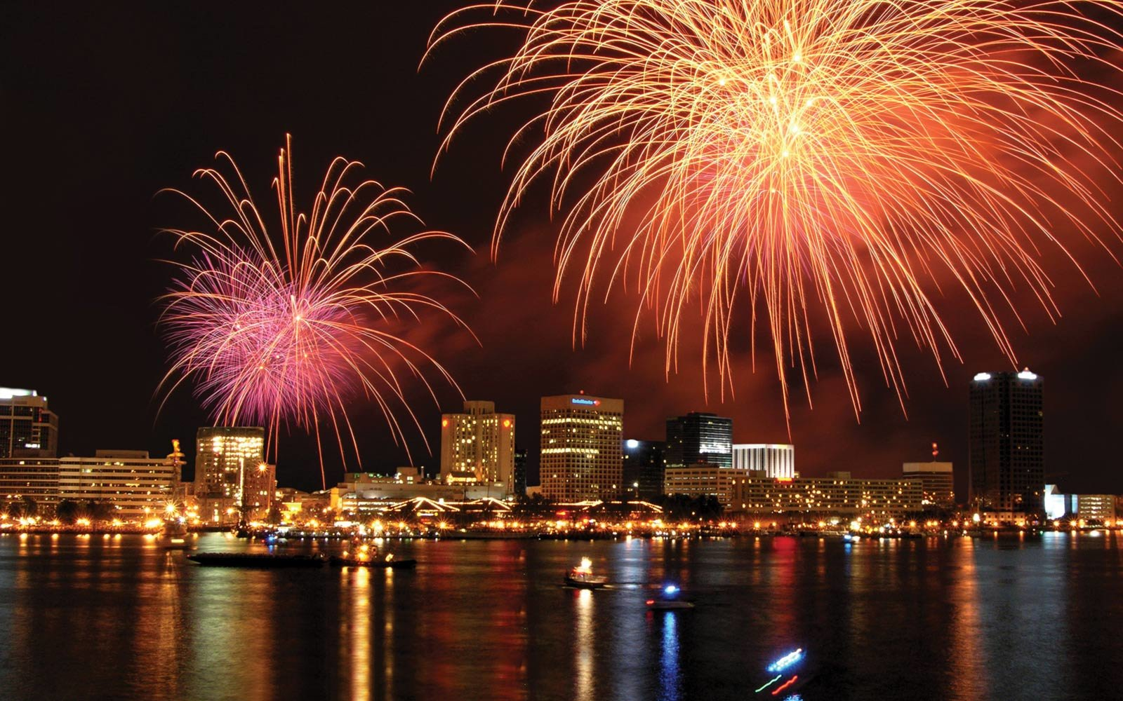 Fourth of July, Norfolk, Virginia