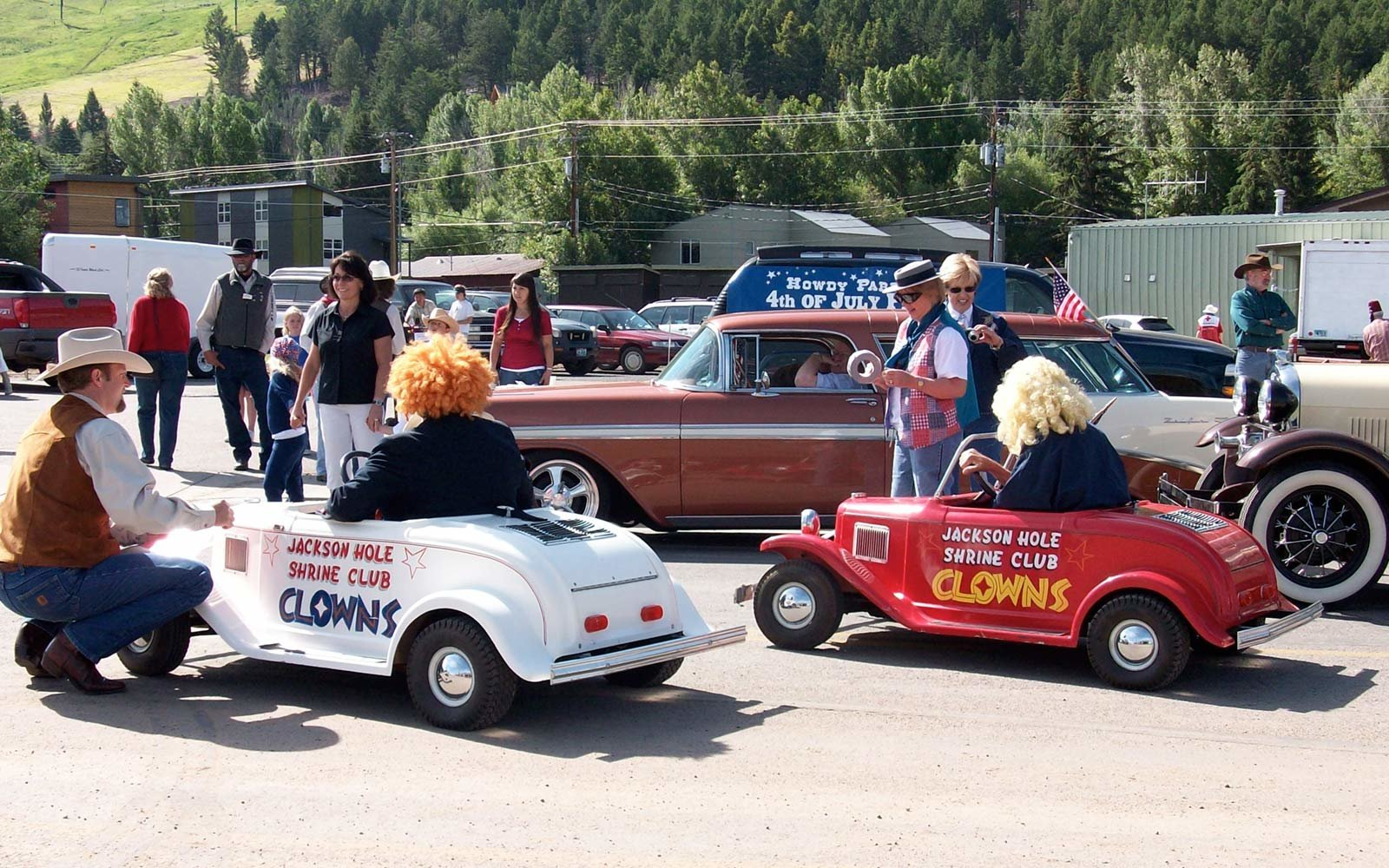 Fourth of July Parade, Jackson Hole, Wyoming