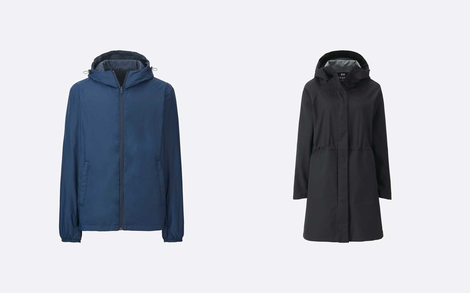Uniqlo Waterproof Jacket