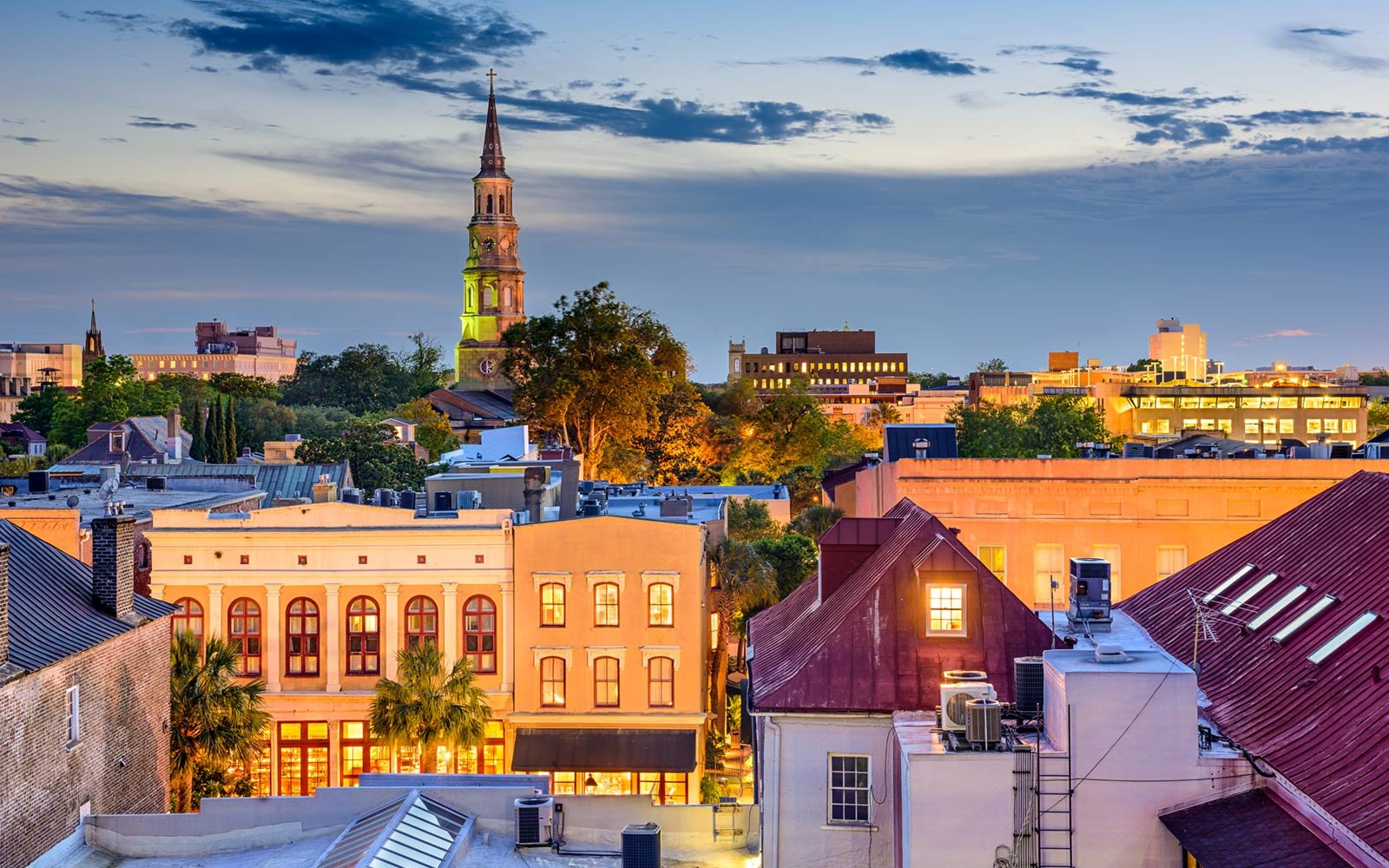 Skyline, Charleston, South Carolina