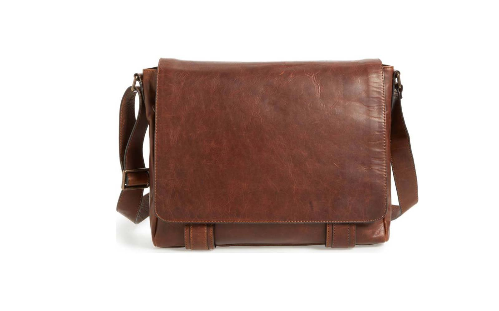 The 9 Best Leather Messenger Bags for Men | Travel   Leisure