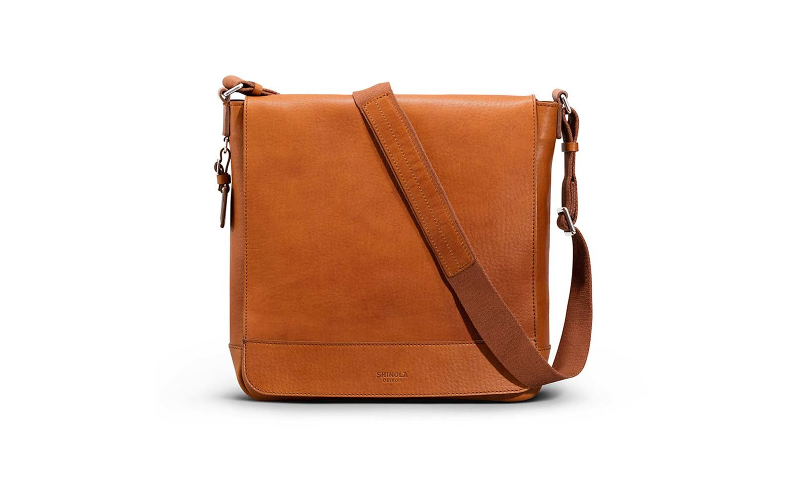 Shinola Messenger Bag