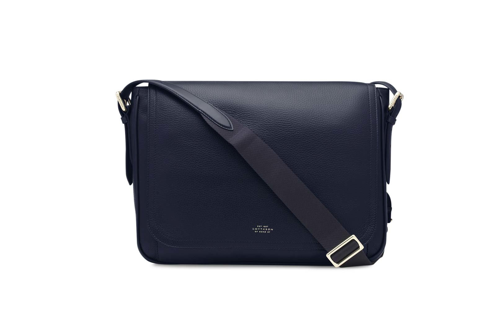 Smythson Messenger Bag