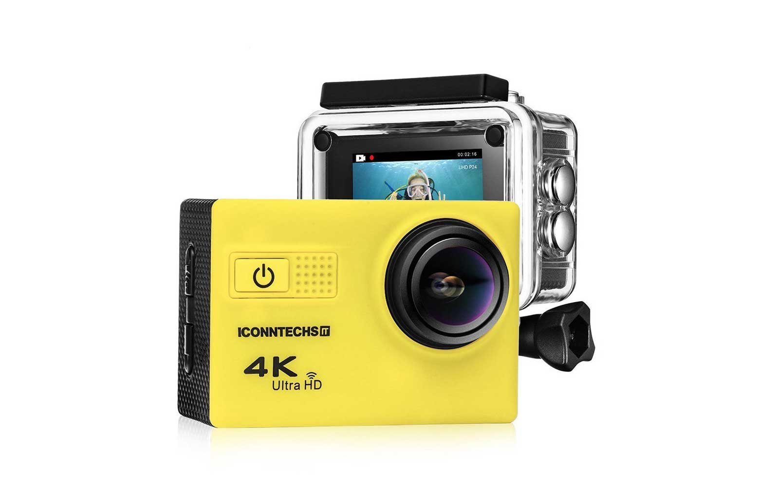 ICONNTECHS IT Action Camera for Sports Photography