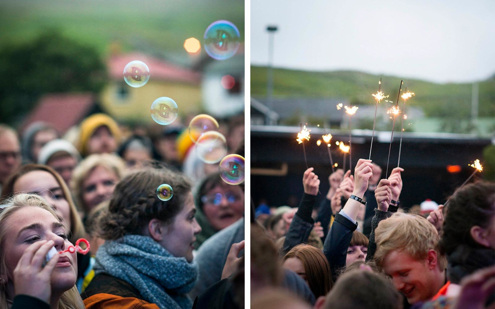 Music Festival in the Faroe Islands