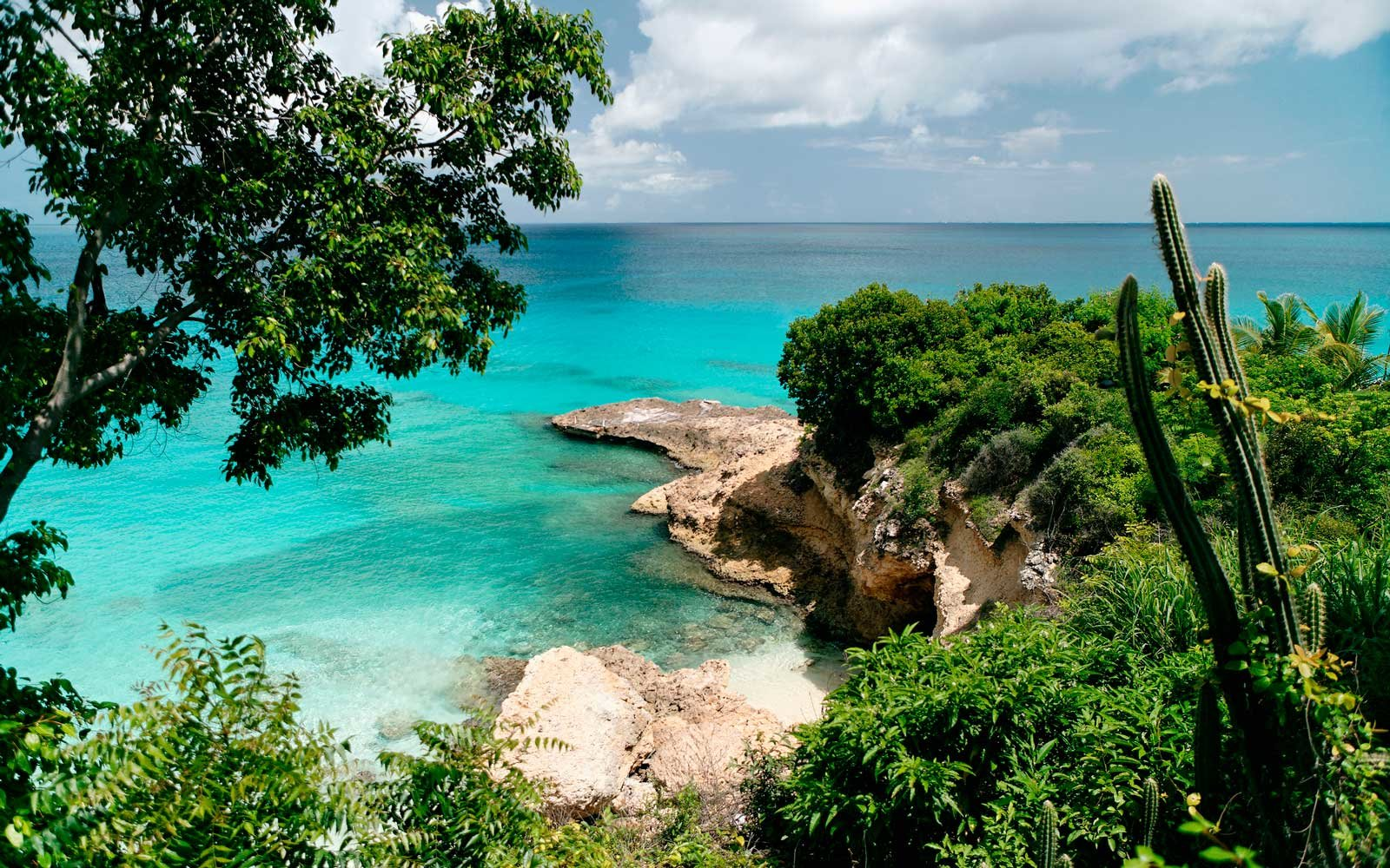 Coastline of Anguilla, Lesser Antilles