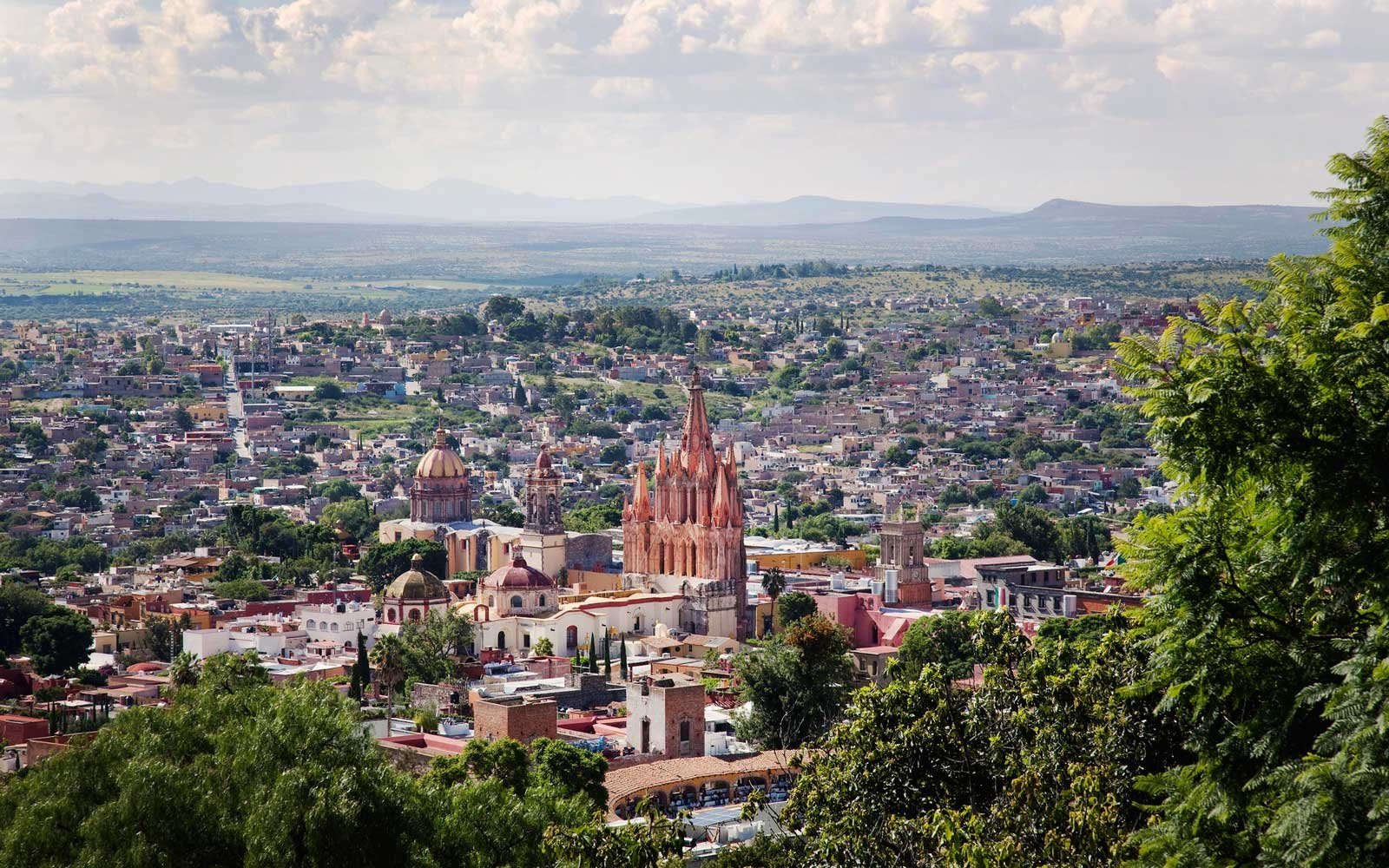 San Miguel de Allende Flight Deal