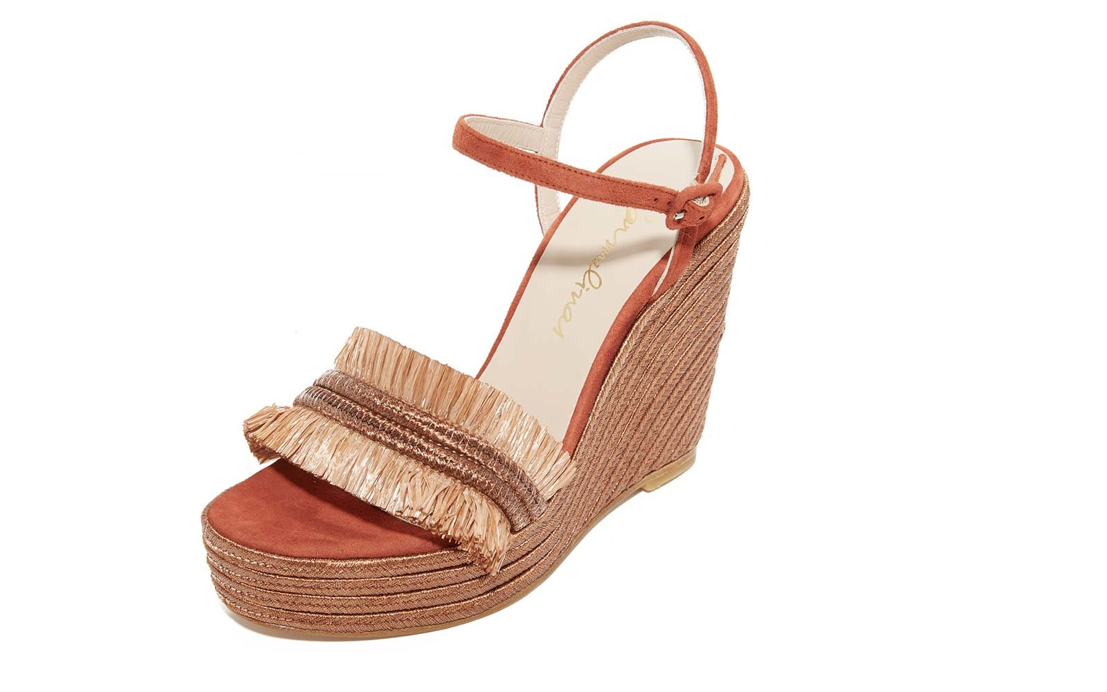 Wear to Go: Carmelinas Mia Platform Sandals