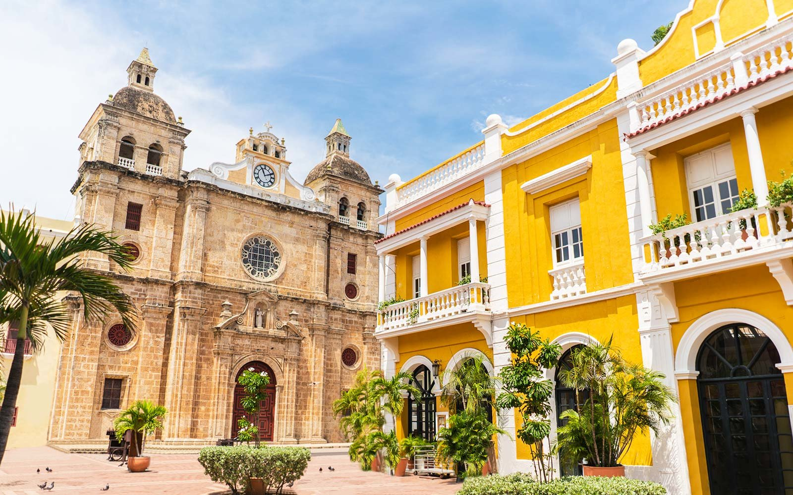 San Pedro in Cartagena, Colombia Style Travel Fashion Guide