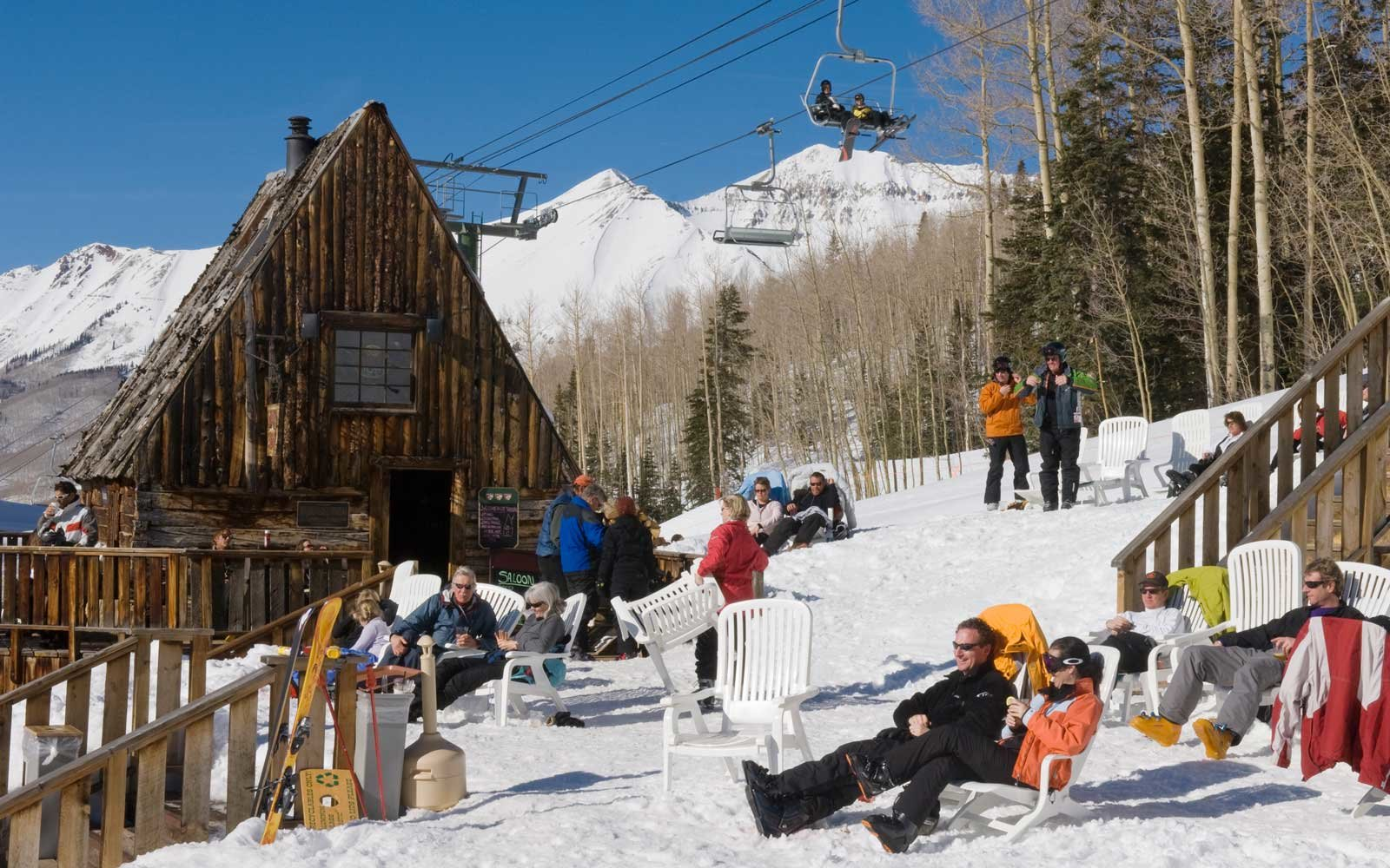 the best colorado ski resorts that aren't aspen or vail | travel +