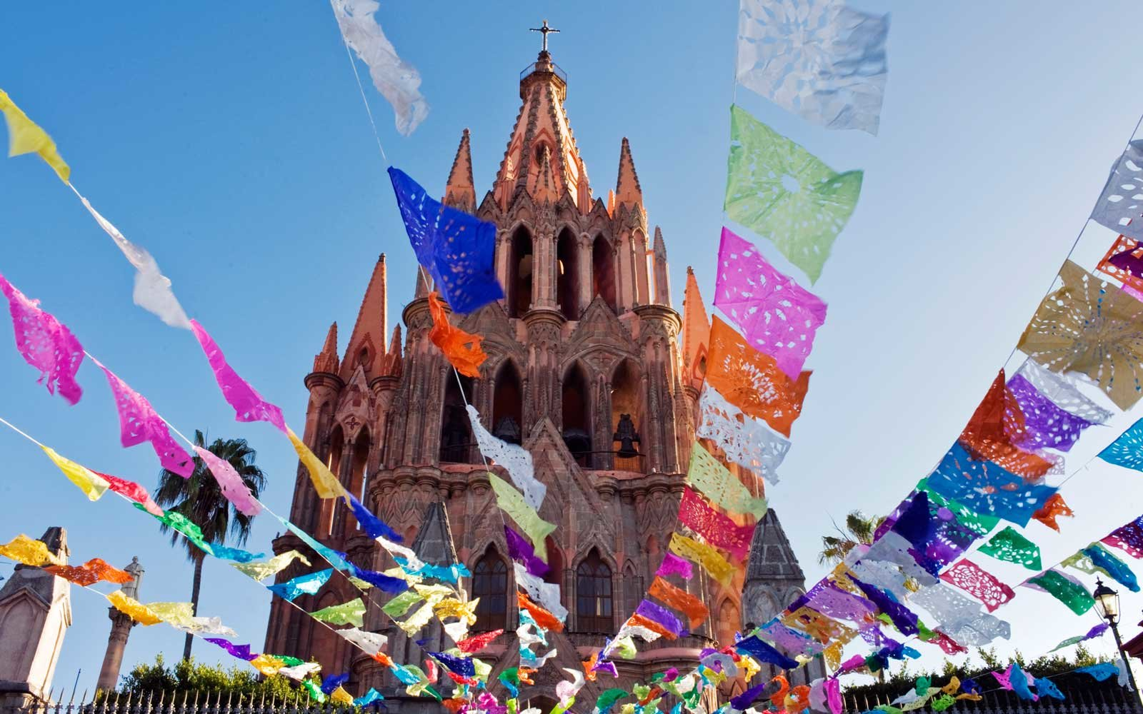 San Miguel De Allende Is The Best City In The World Photos Travel Leisure
