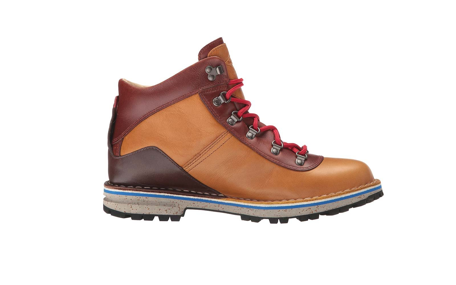 Merrell Leather Female Hiking Boots