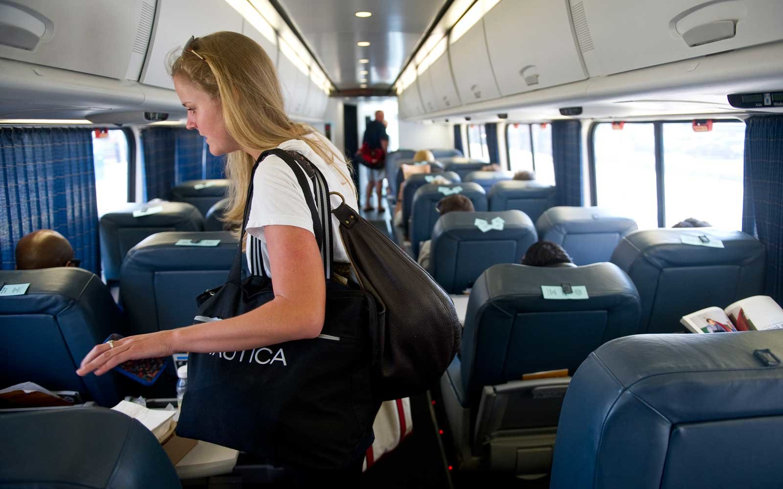 Amtrak May Cut Costs At The Expense Of Your Personal Space