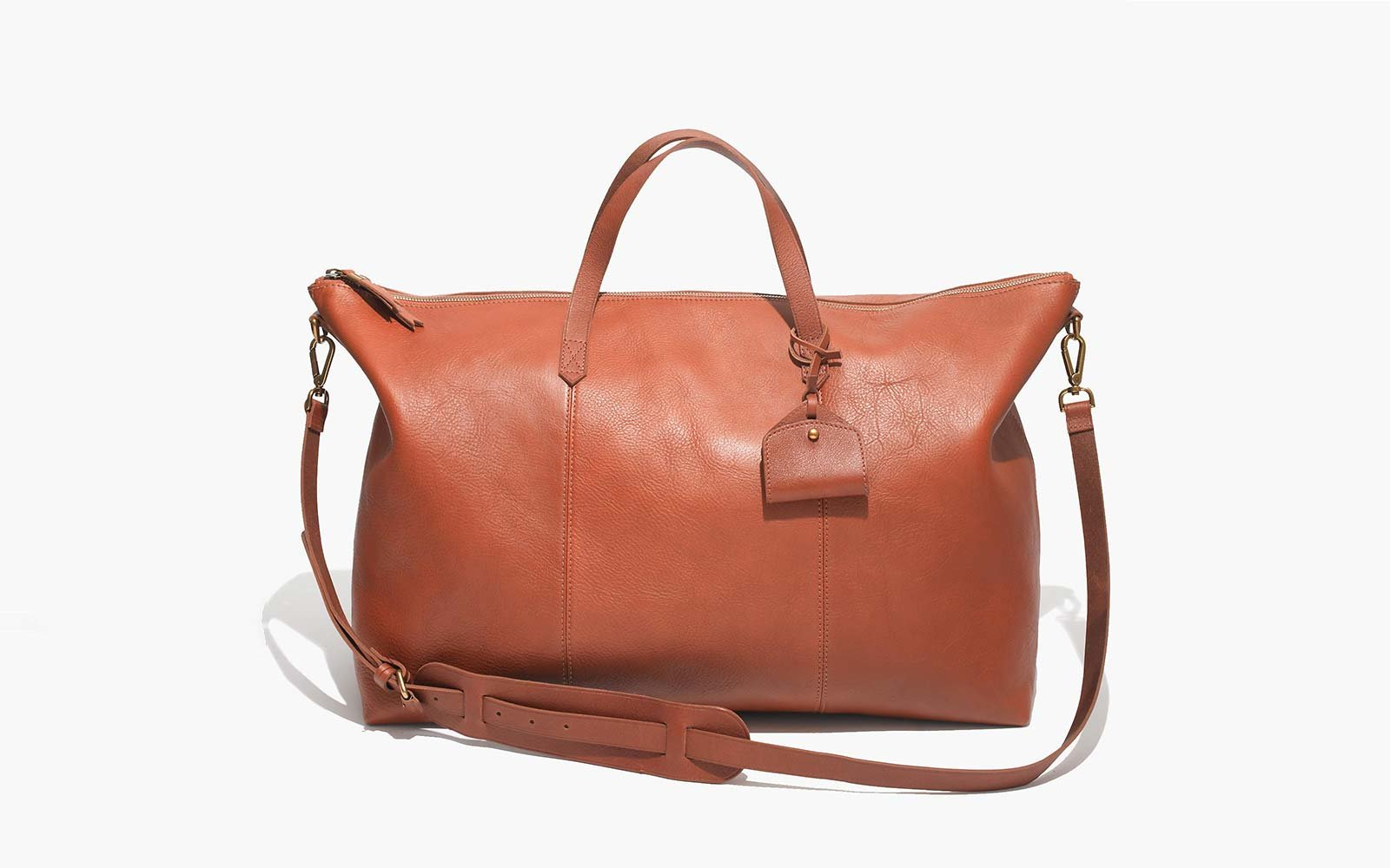 Madewell leather bag