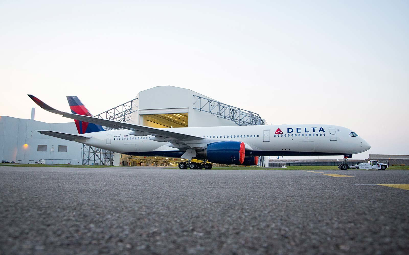 Delta S Brand New Plane Is The First To Feature The