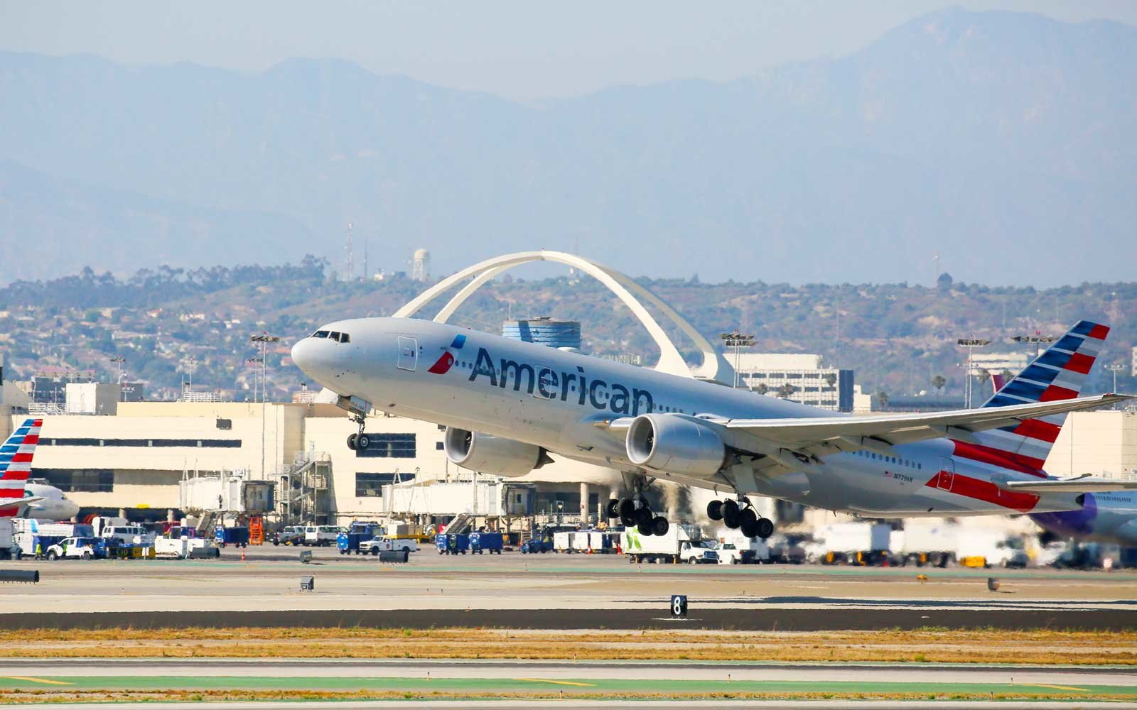 American Airlines Plane Not Stalled By Gassy Passenger