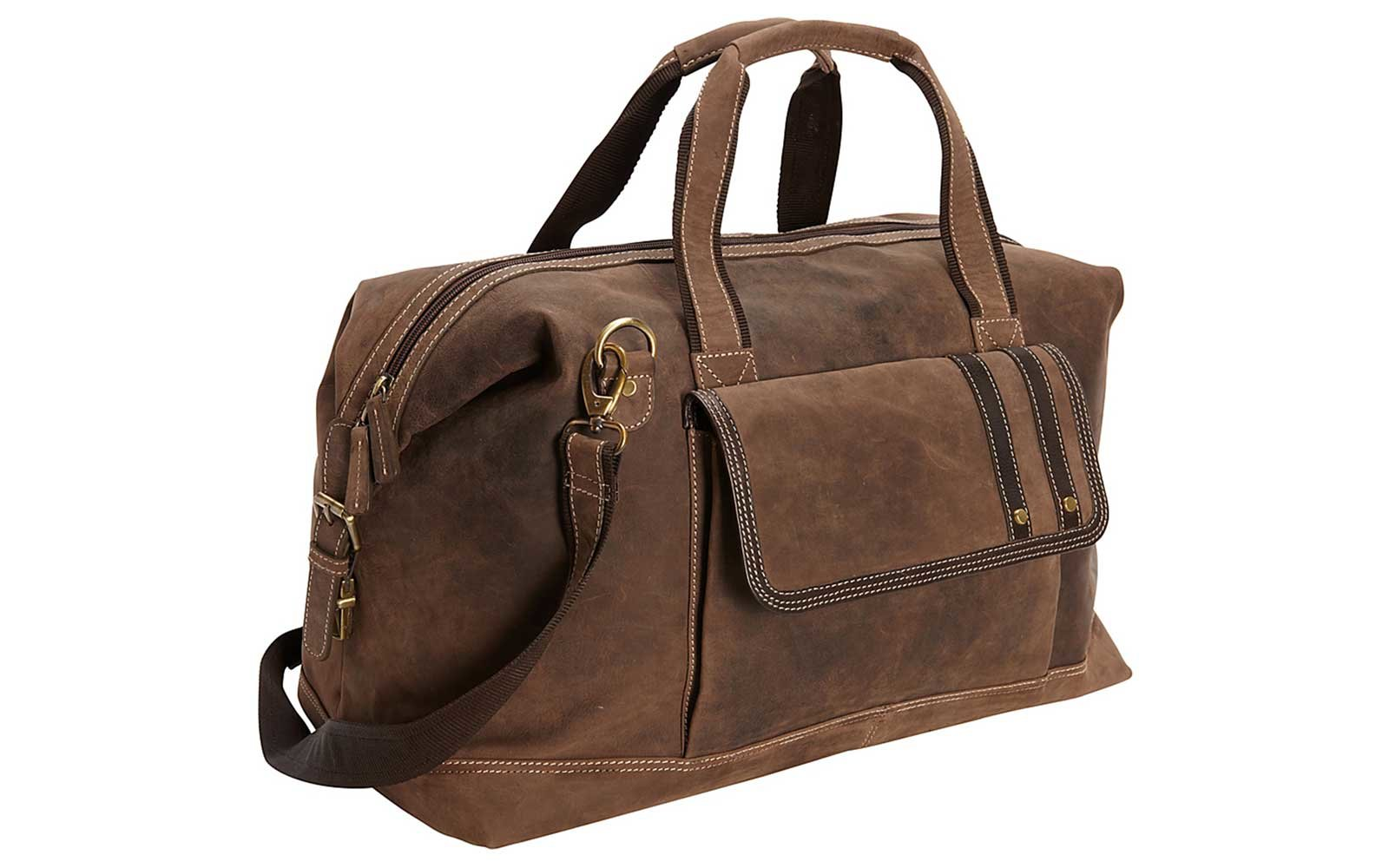 Bellino Leather Duffels for Travel