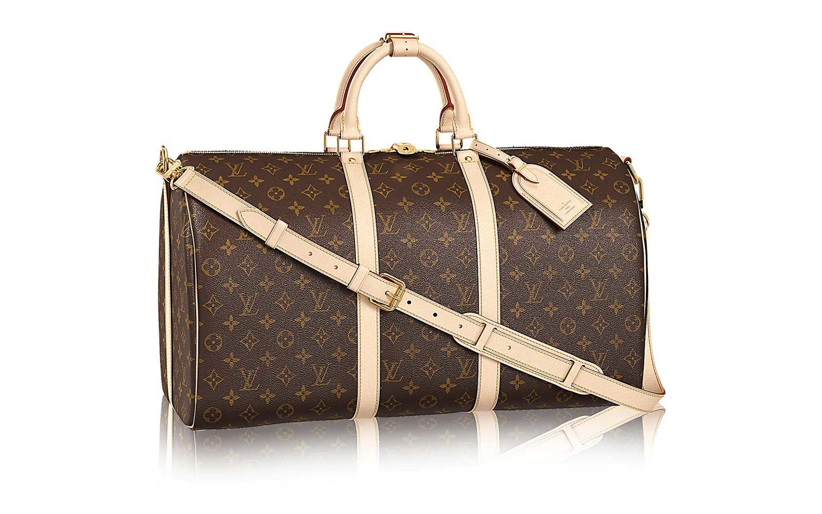 Louis Vuitton Duffel Bag for Travel
