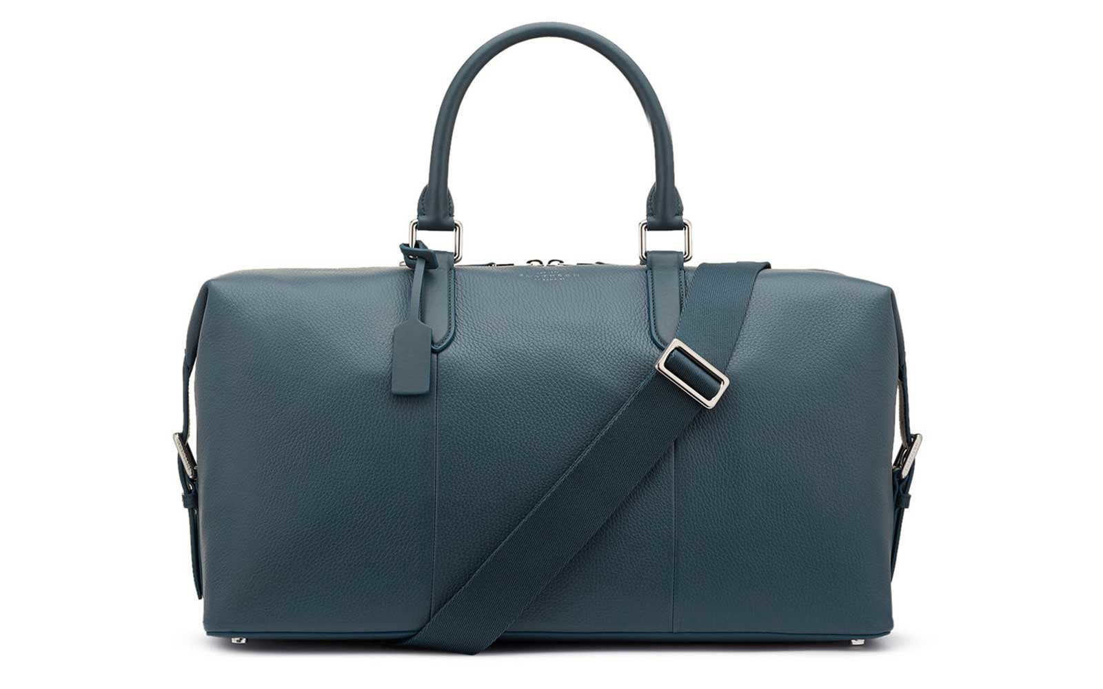 Smythson Duffel Bag for Travel