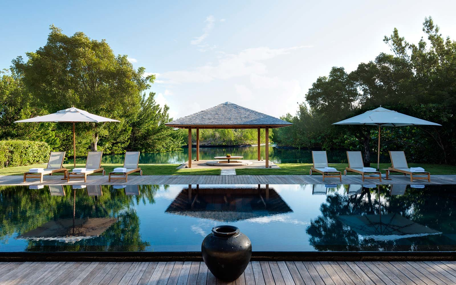 Aman Resorts Amanyara Turks and Caicos Villa Suite