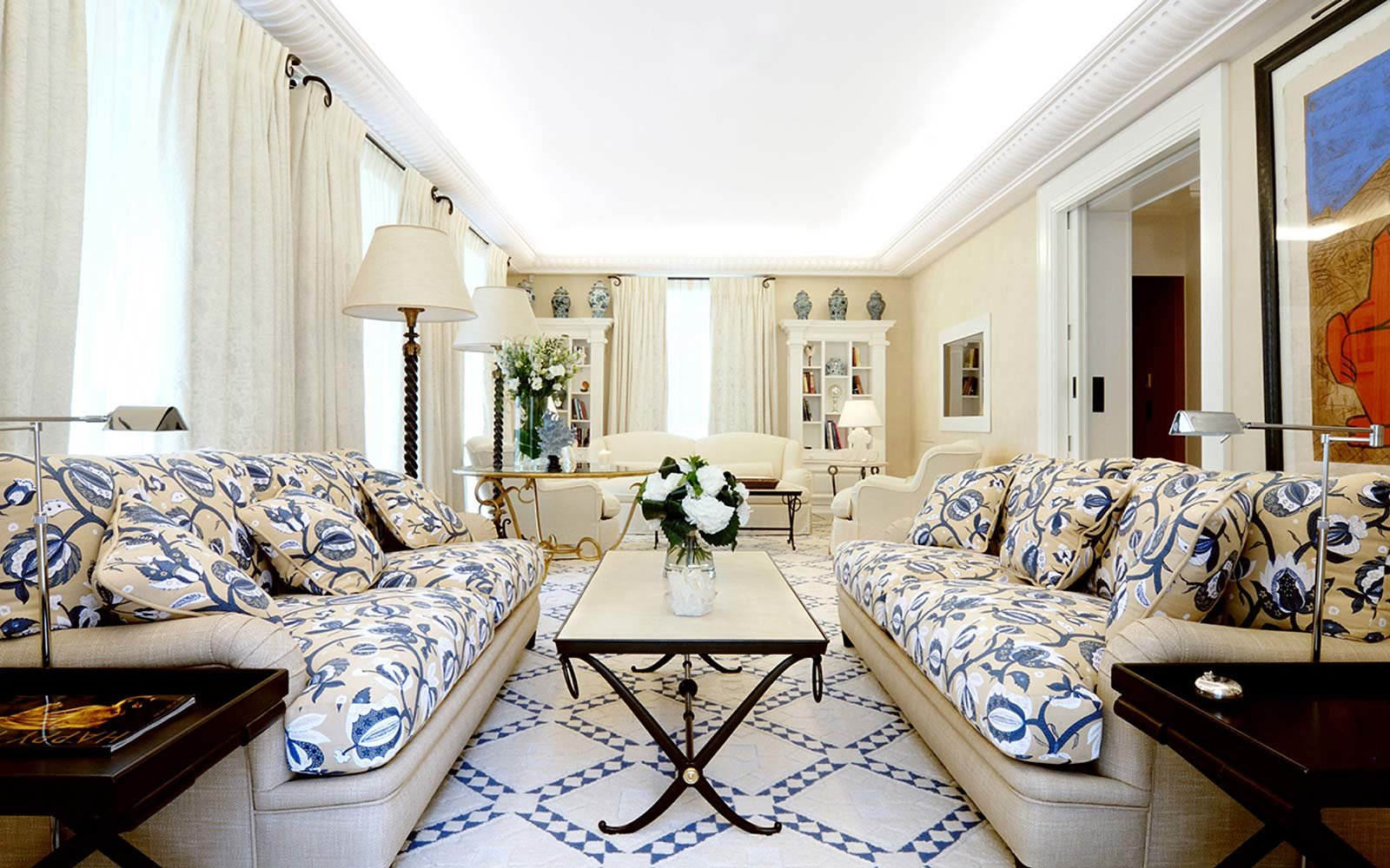 Grand-Hôtel du Cap Ferrat, a Four Seasons Hotel Villa Rose Pierre Suite