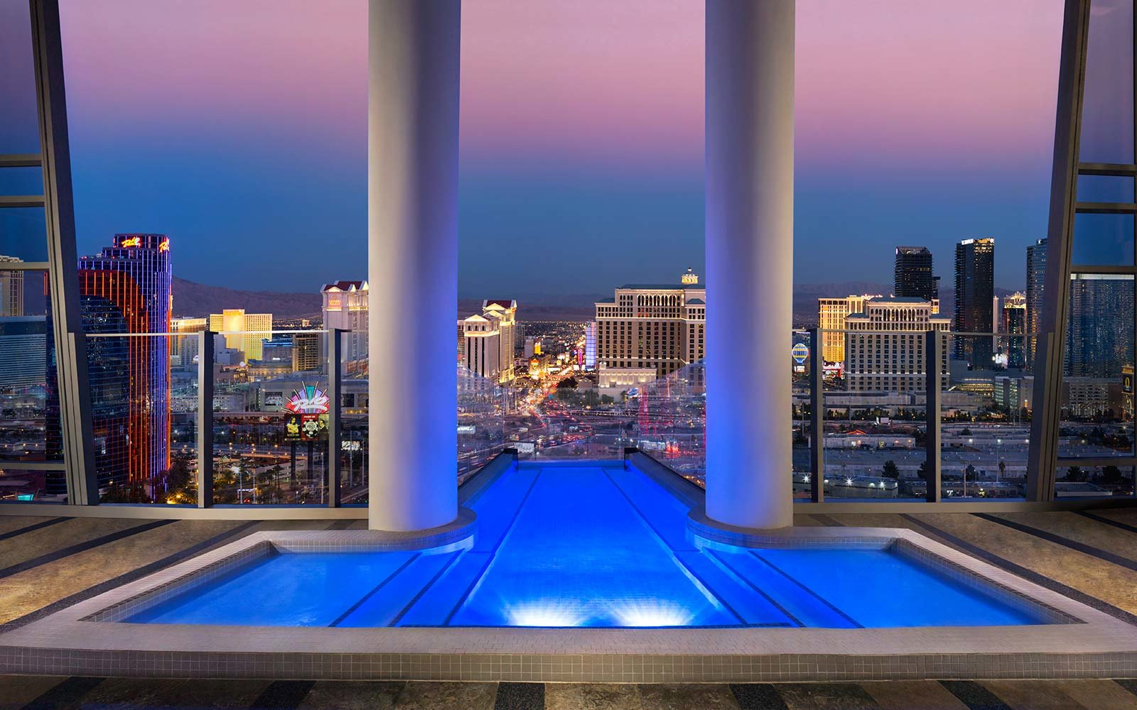 Palms Casino Resort Las Vegas Two-Story Sky Villa