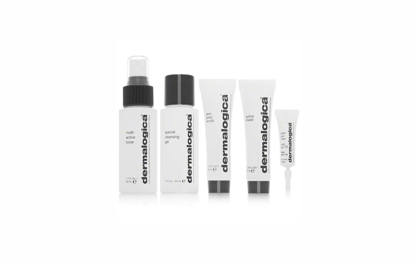 Travel Skincare Set Kits Dermalogica