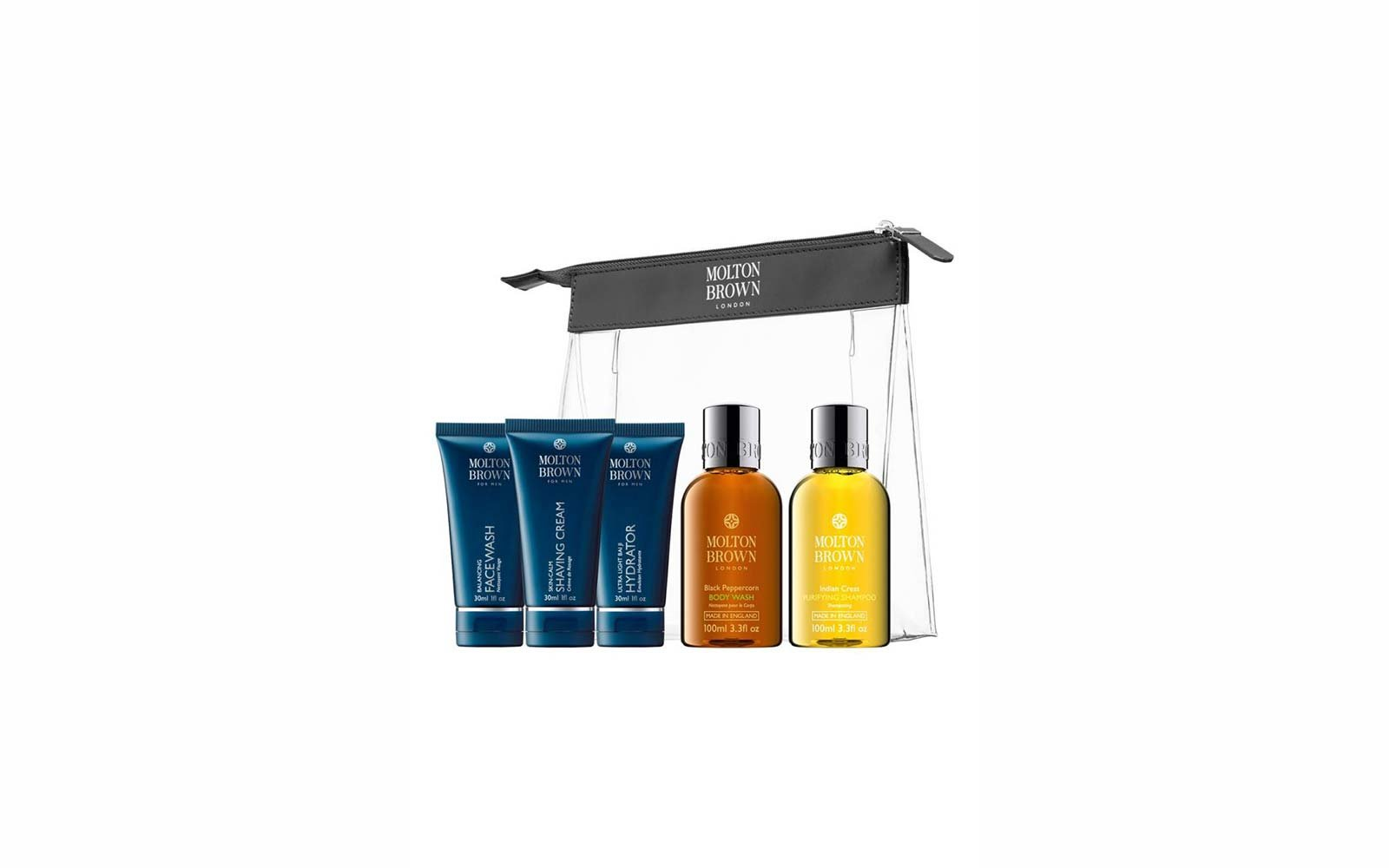 Travel Skincare Set Kits Molton Brown London