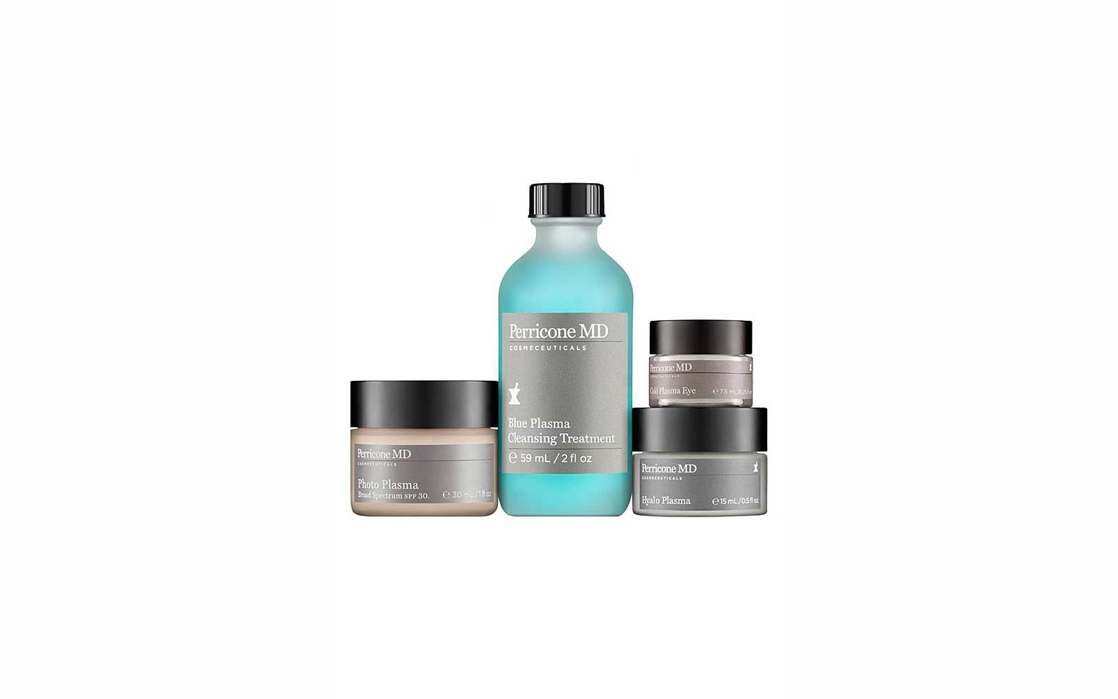 Travel Skincare Set Kits Perricone MD Plasma Essentials