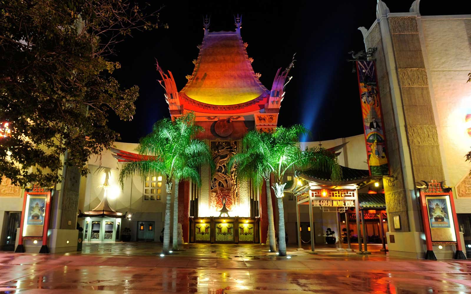Walt Disney World Resort The Great Movie Ride at Disney's Hollywood Studios