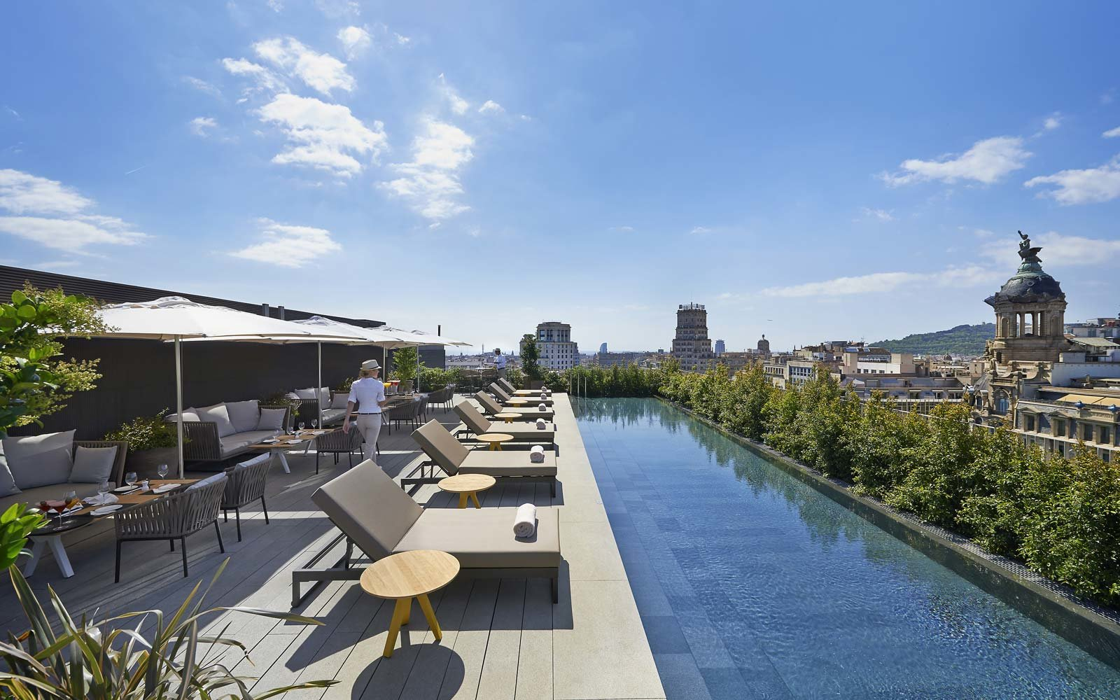 25 Rooftop Pools to Dream About While You Sit in the Office | Travel ...