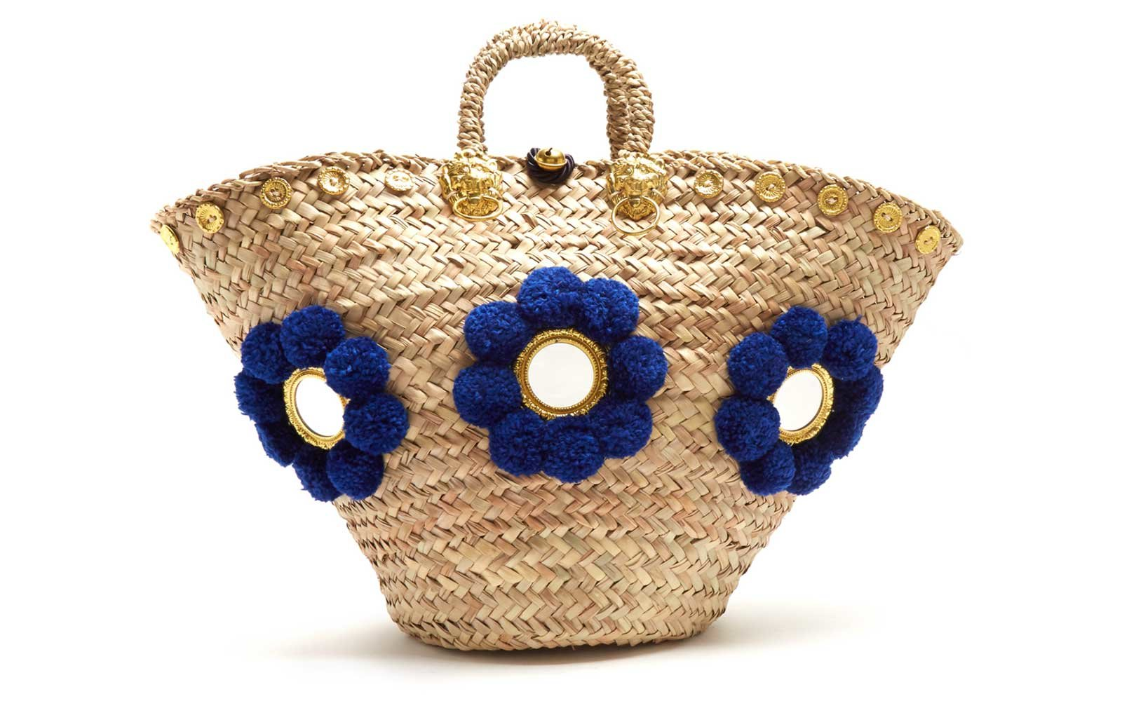 Short-Handled Beach Tote
